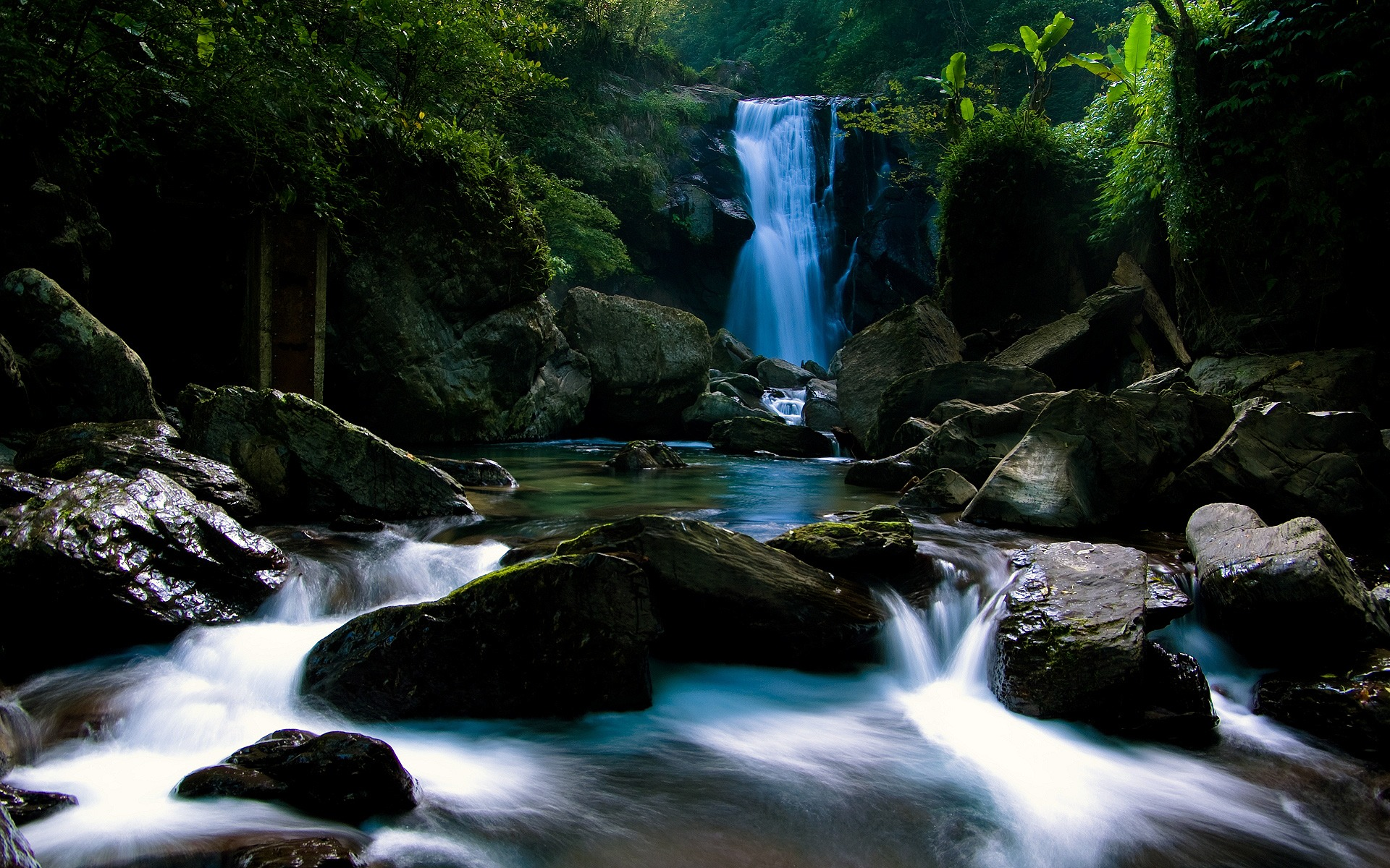 Waterfall wallpaper wallpapers for free download about 3013