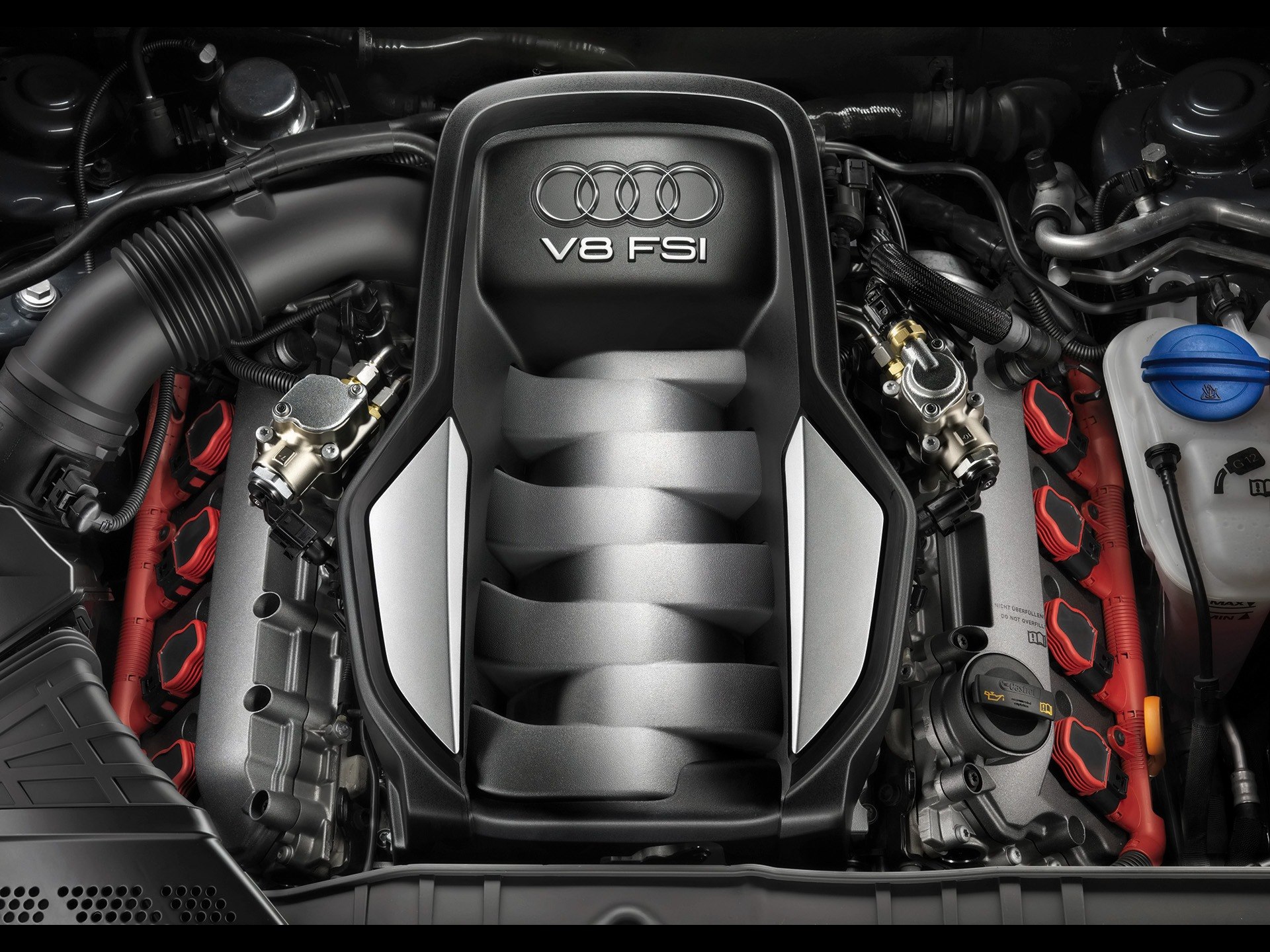 Audi A5 Engine Wallpaper Audi Cars Wallpapers