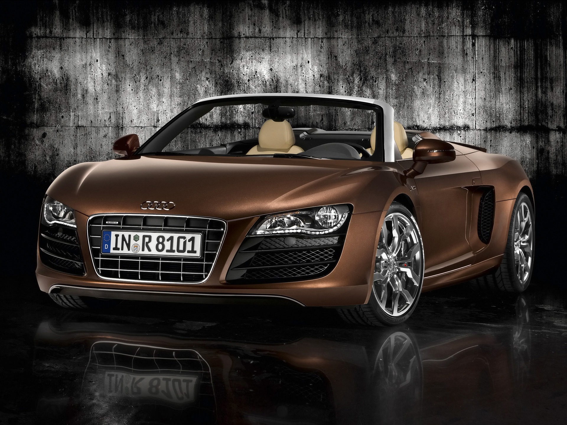 Audi R8 Spyder Wallpaper Audi Cars Wallpapers