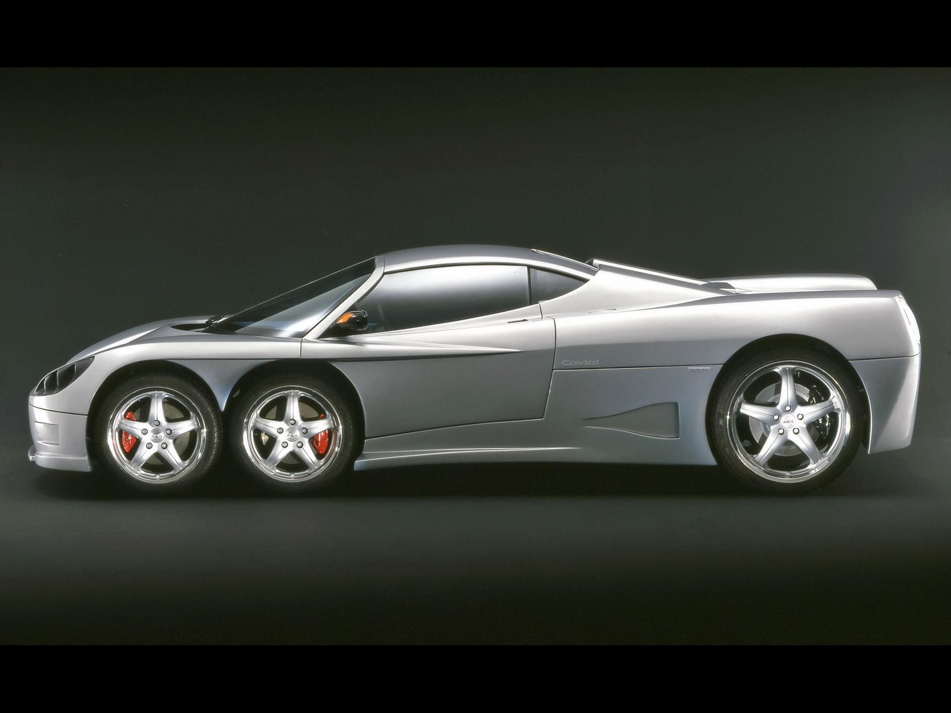 Covini C6w Side View Wallpaper Concept Cars Wallpapers In Jpg Format