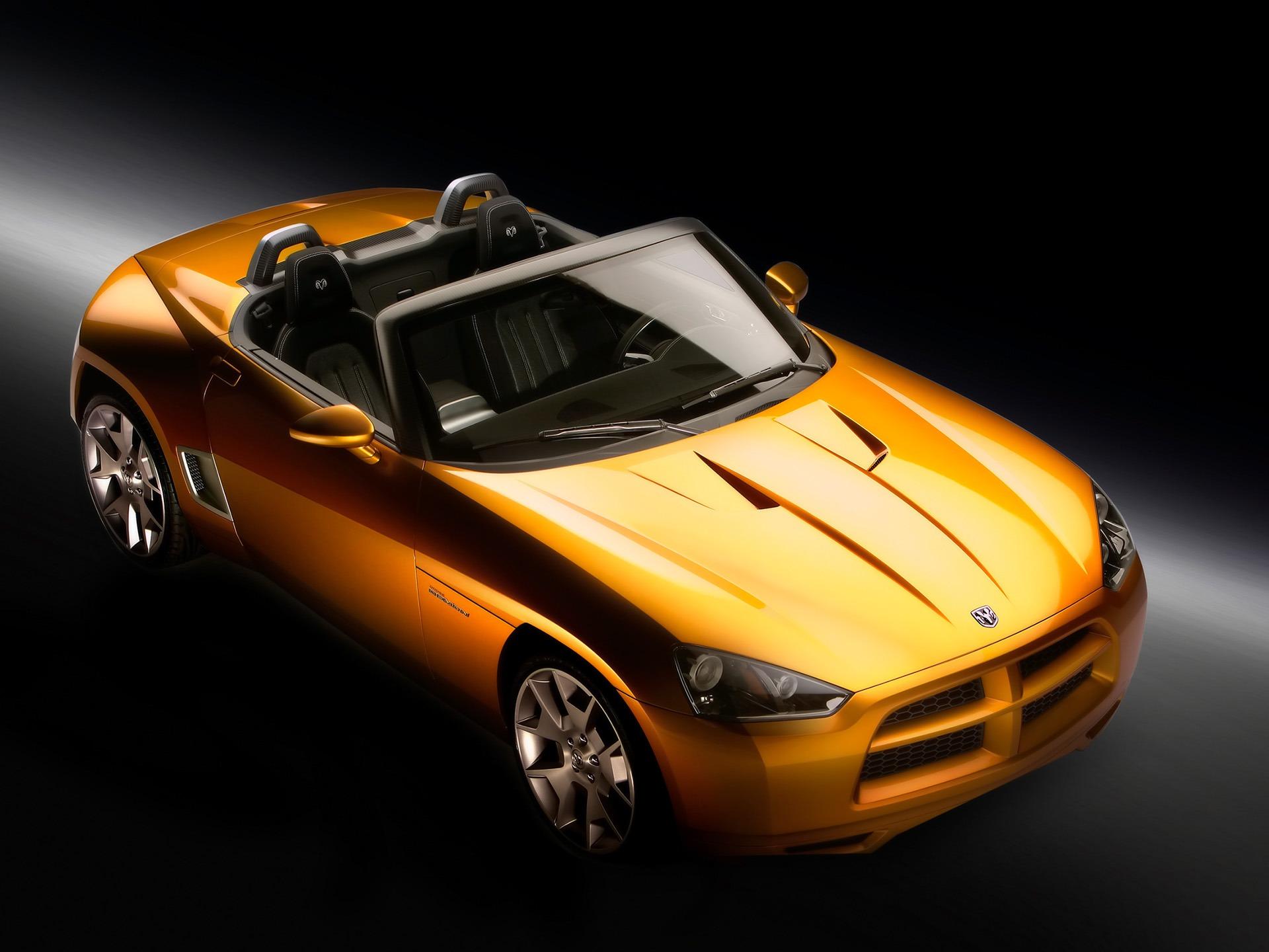 Dodge Demon Roadster Concept Wallpaper Cars Wallpapers