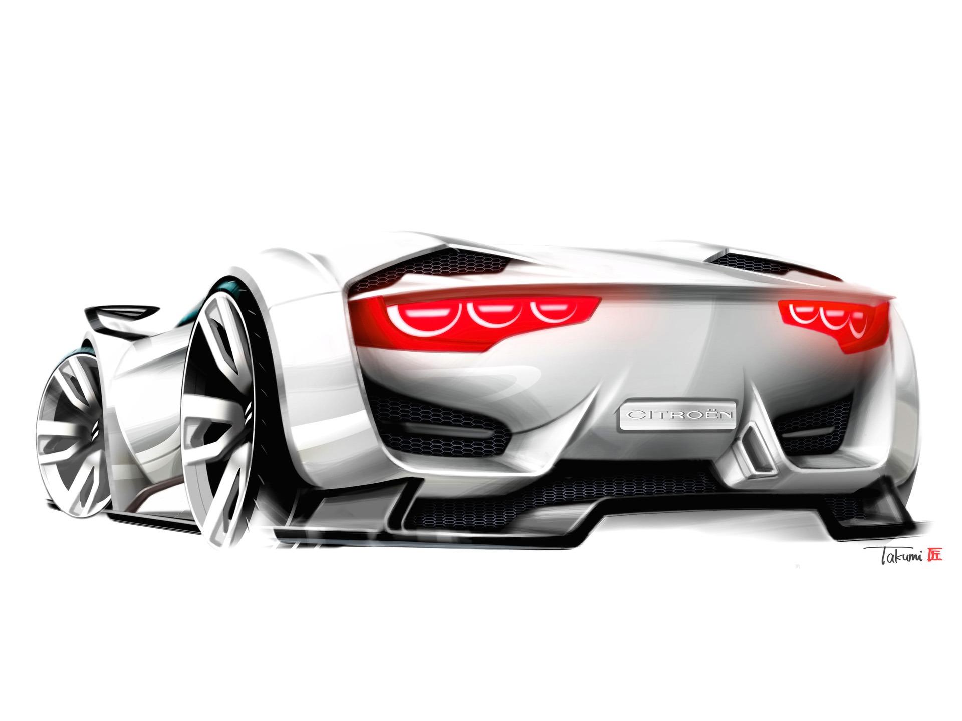 GTbyCitroen Concept Wallpaper Cars Wallpapers