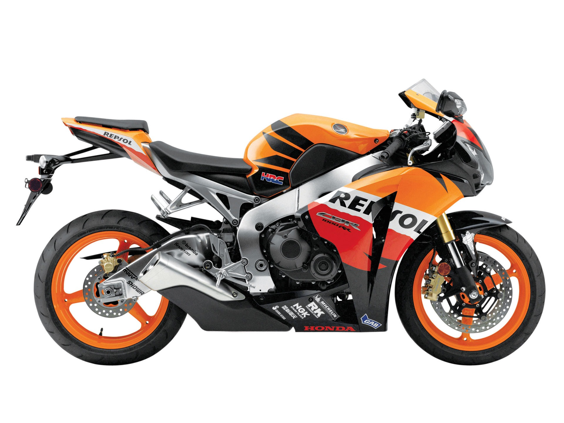 Honda CBR1000RR Wallpaper Motorcycles Wallpapers