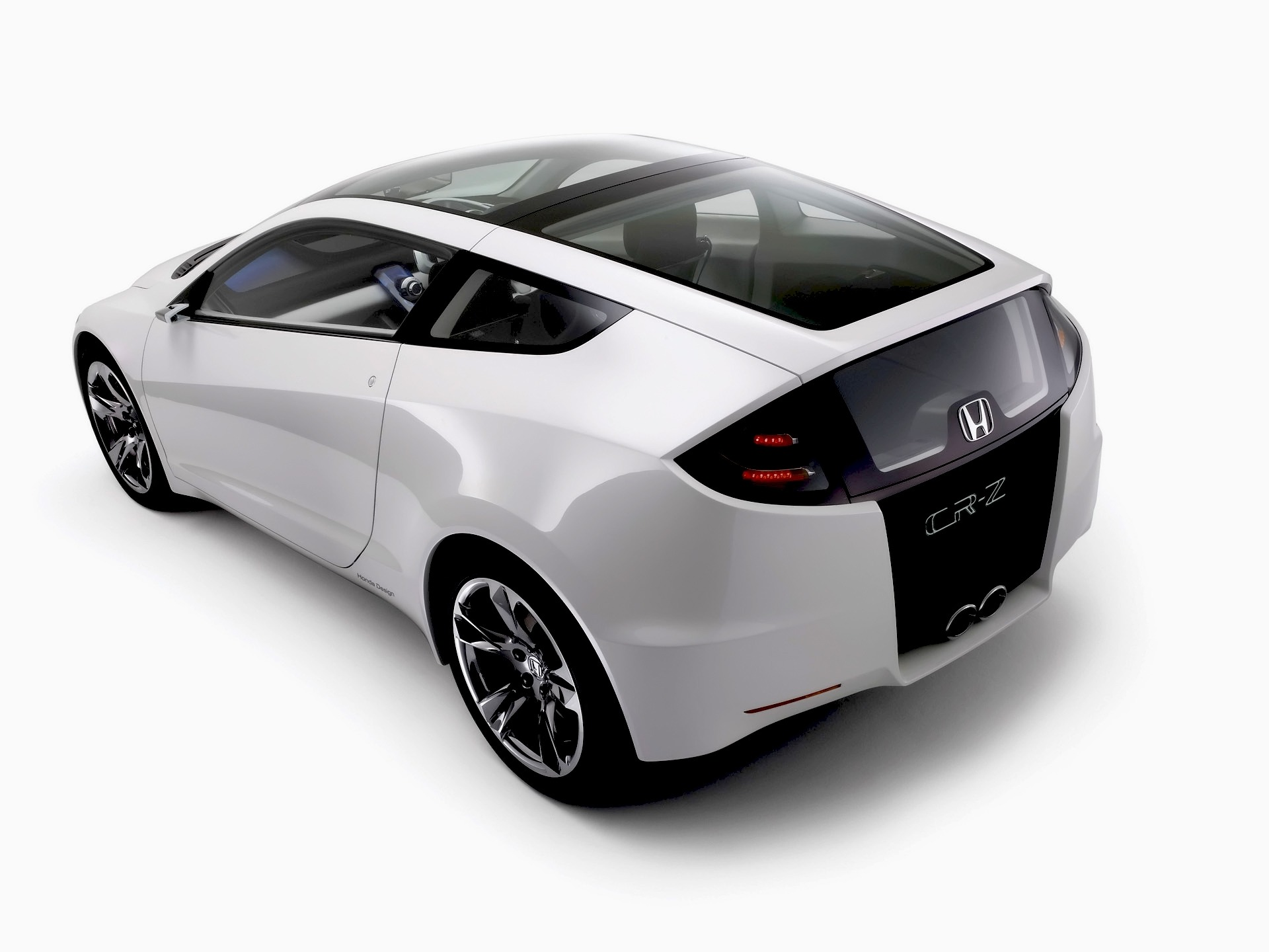 Wallpaper download car - Honda Cr Z Concept Car Wallpaper Honda Cars