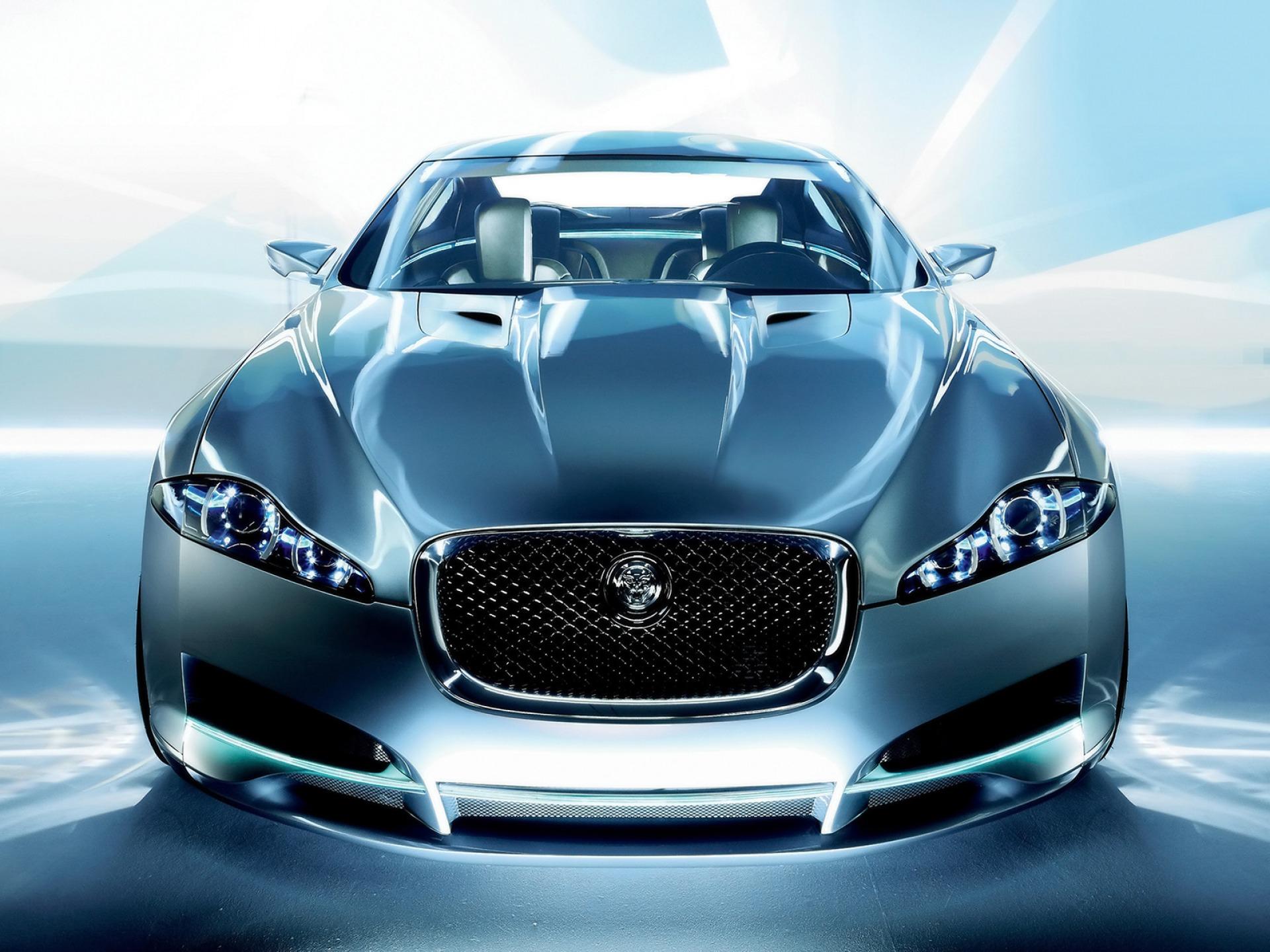 Jaguar C Xf Front Wallpaper Concept Cars Wallpapers In Jpg Format