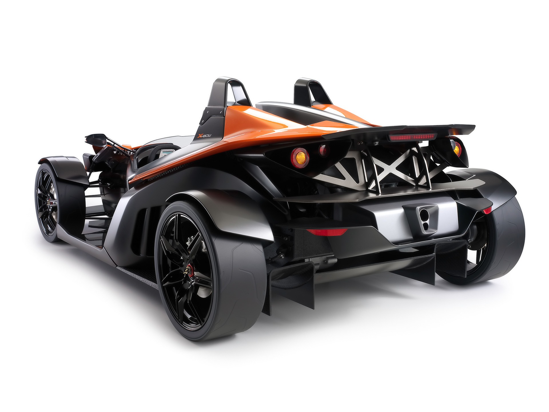Ktm X Bow Rear Side View Wallpaper Concept Cars Wallpapers In Jpg