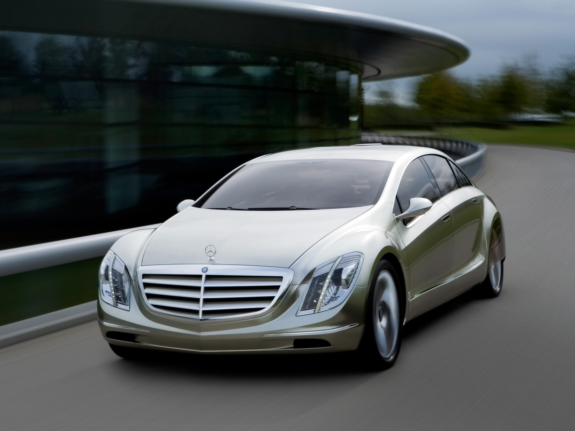 Mercedes Benz F Wallpaper Cars