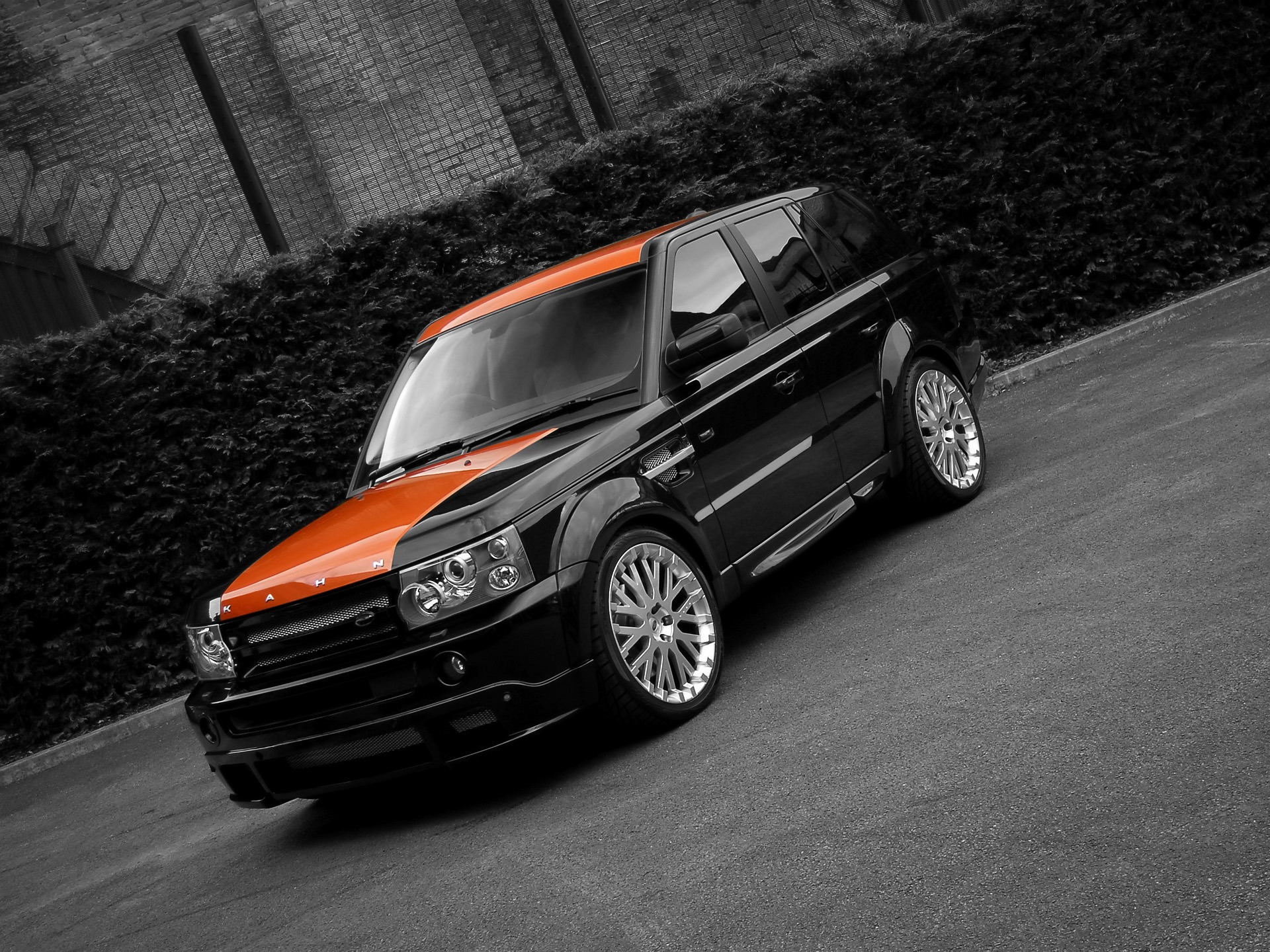 Pimped Range Rover Sport Wallpaper Range Rover Cars Wallpapers In
