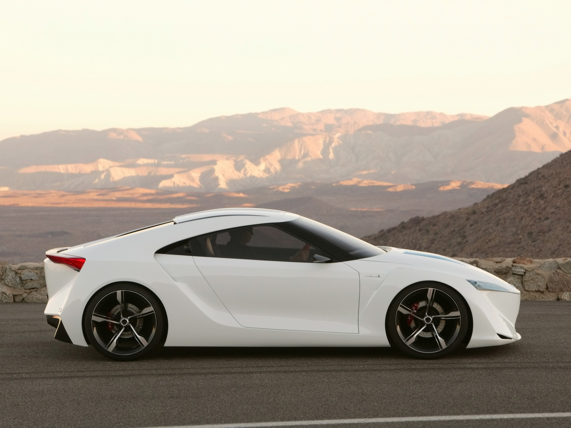 Toyota Ft Hs Concept Wallpaper Concept Cars Wallpapers In Jpg Format