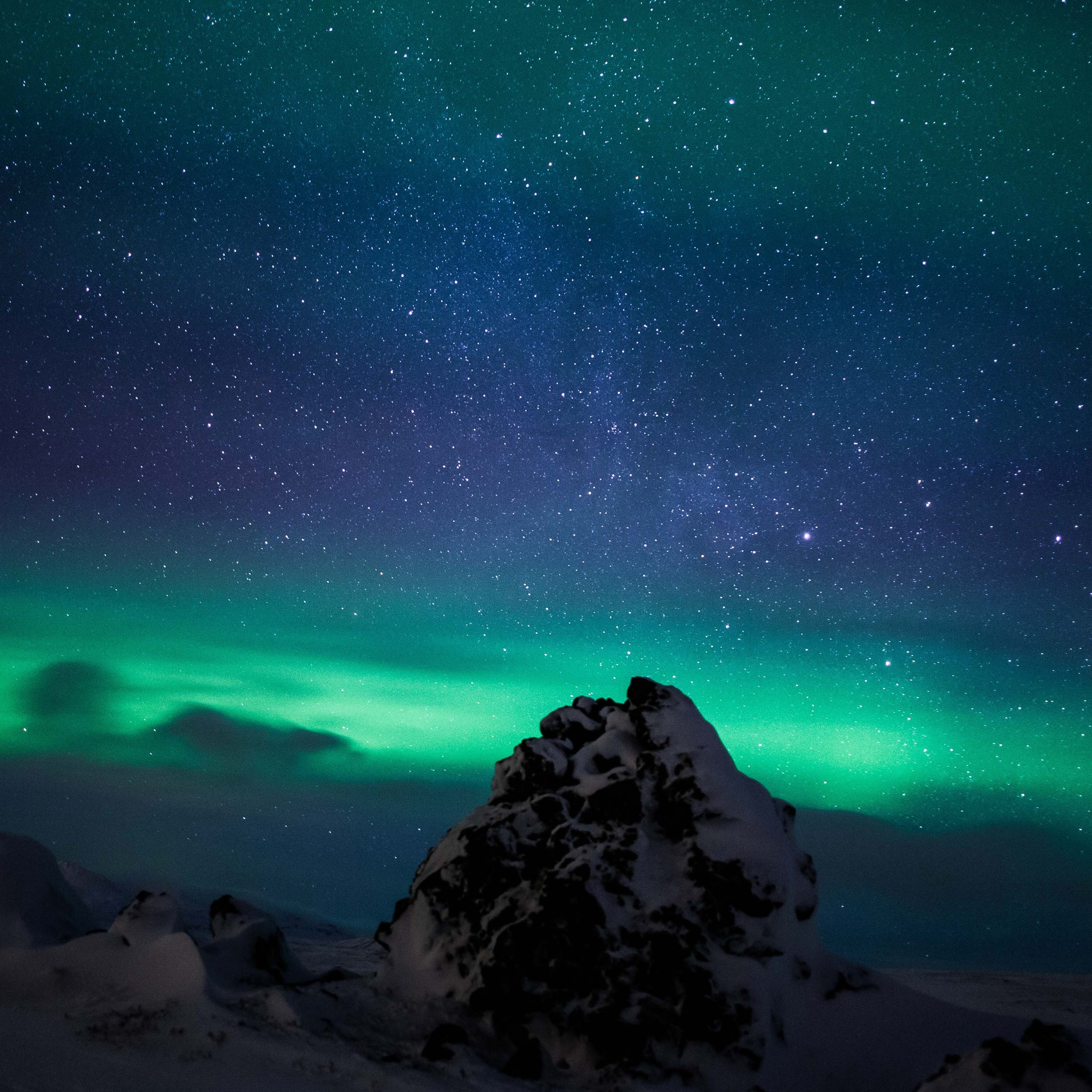 Northern Lights Iceland Aurora Borealis Wallpapers in jpg format for