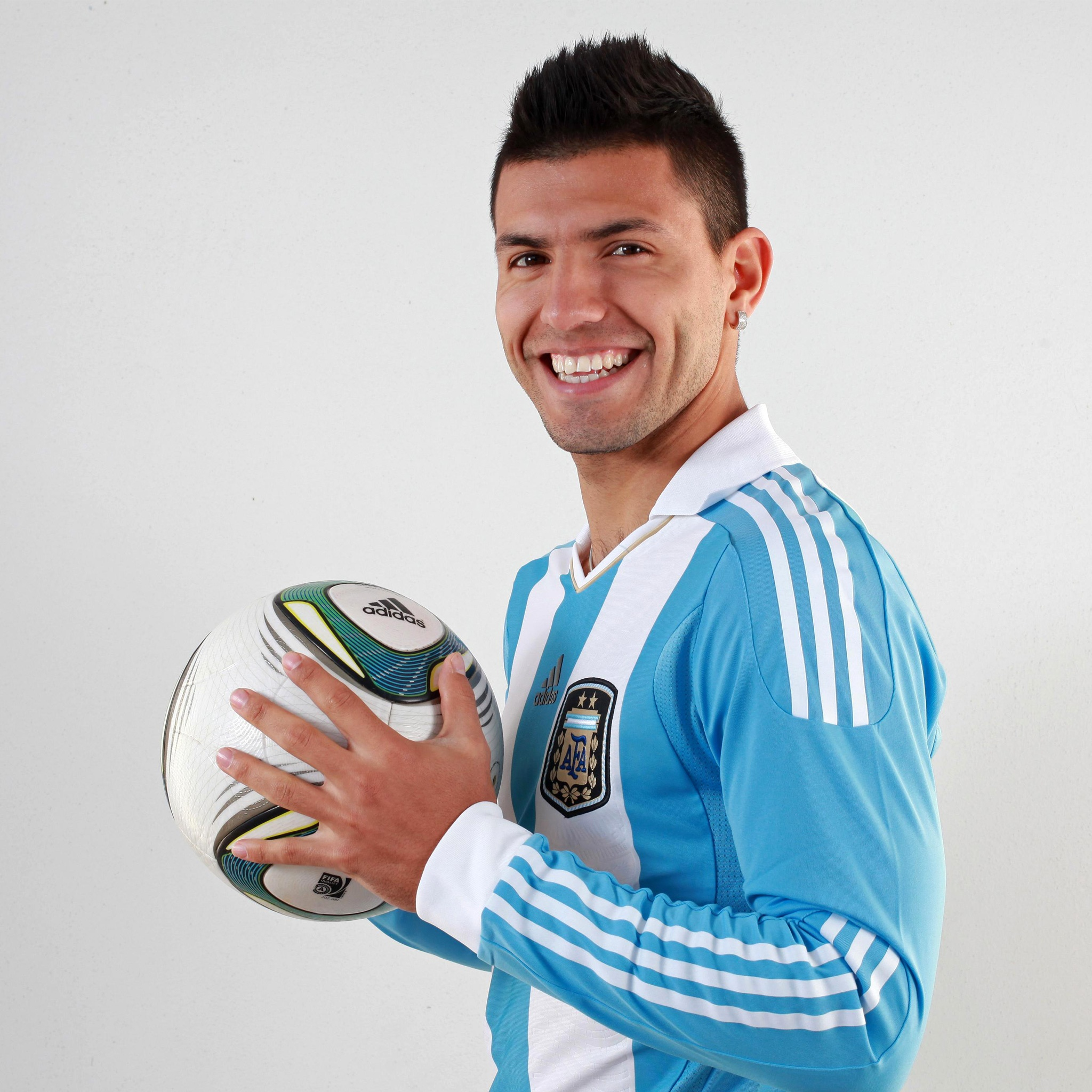 Sergio Aguero Wallpapers In Jpg Format For Free Download