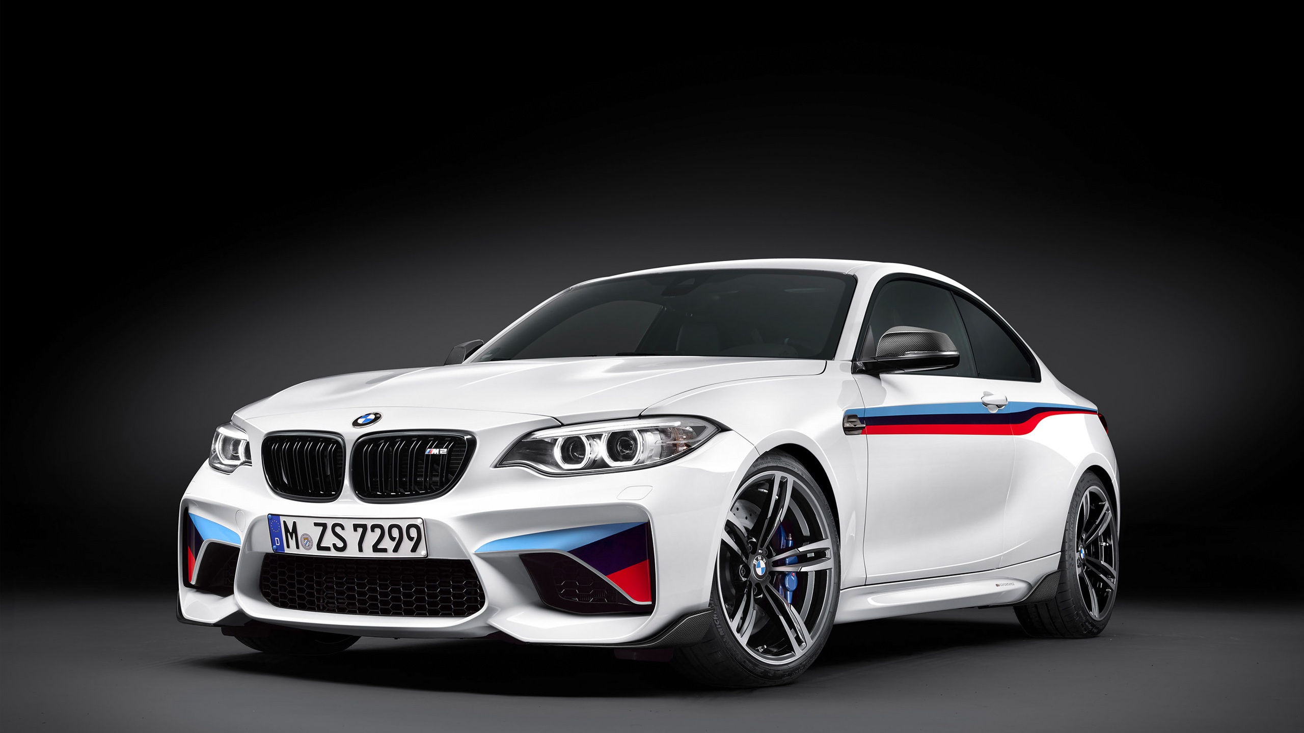 2016 Bmw M2 Coupe M Performance Parts Wallpapers In Jpg Format For