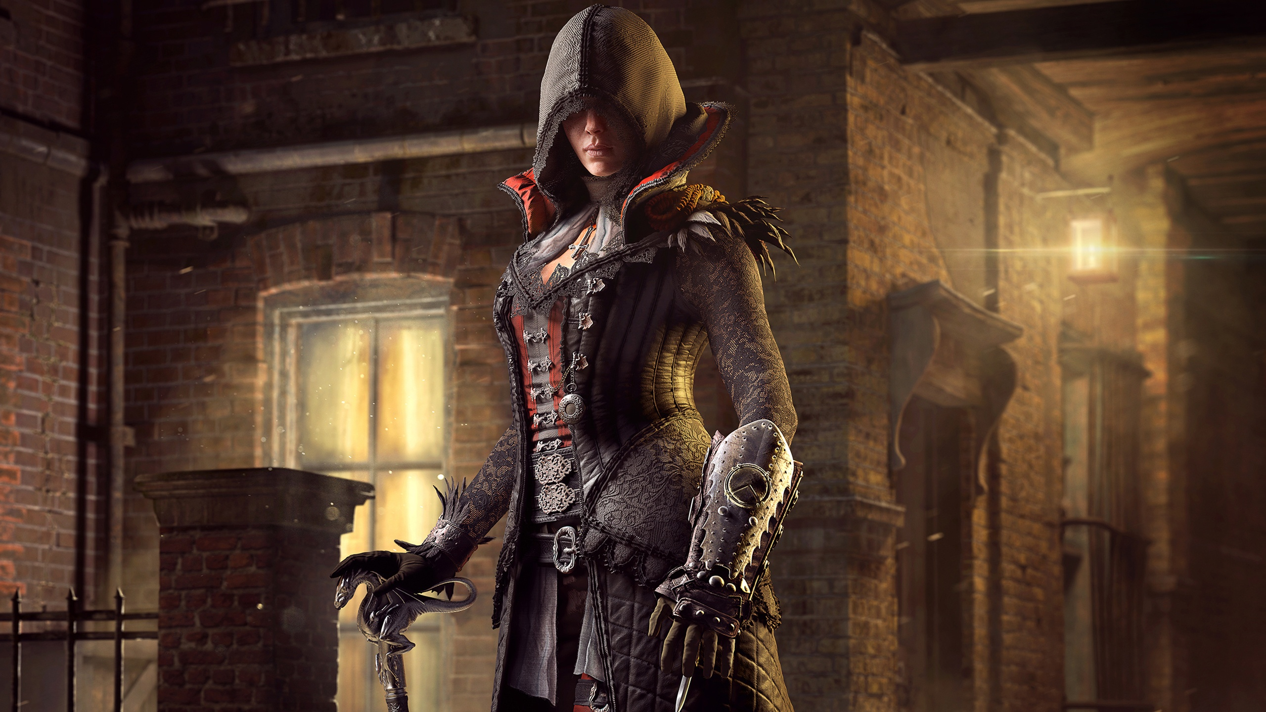 Assassin S Creed Syndicate Evie Frye Wallpapers In Jpg Format For