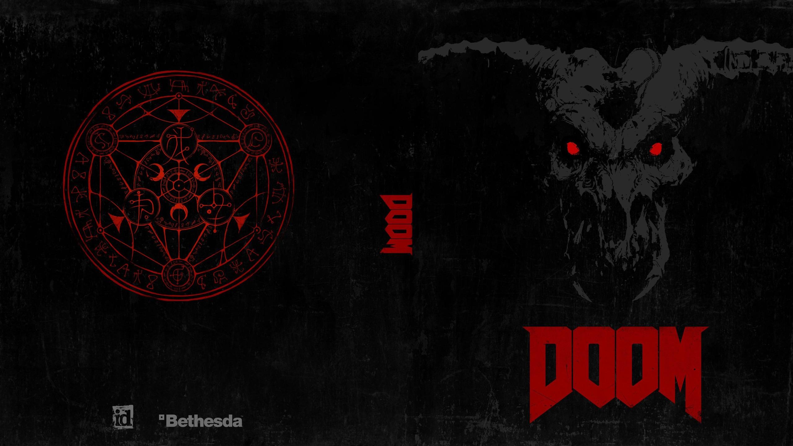 Wallpaper Revenant, Doom, Horror, Games, #310