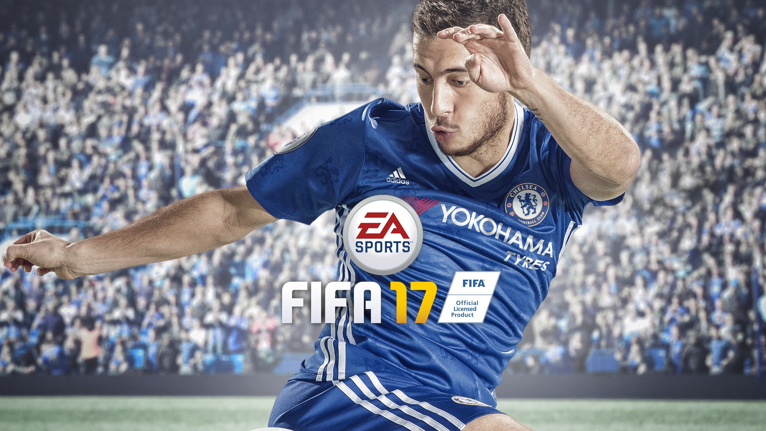 Eden Hazard FIFA 17 Wallpapers