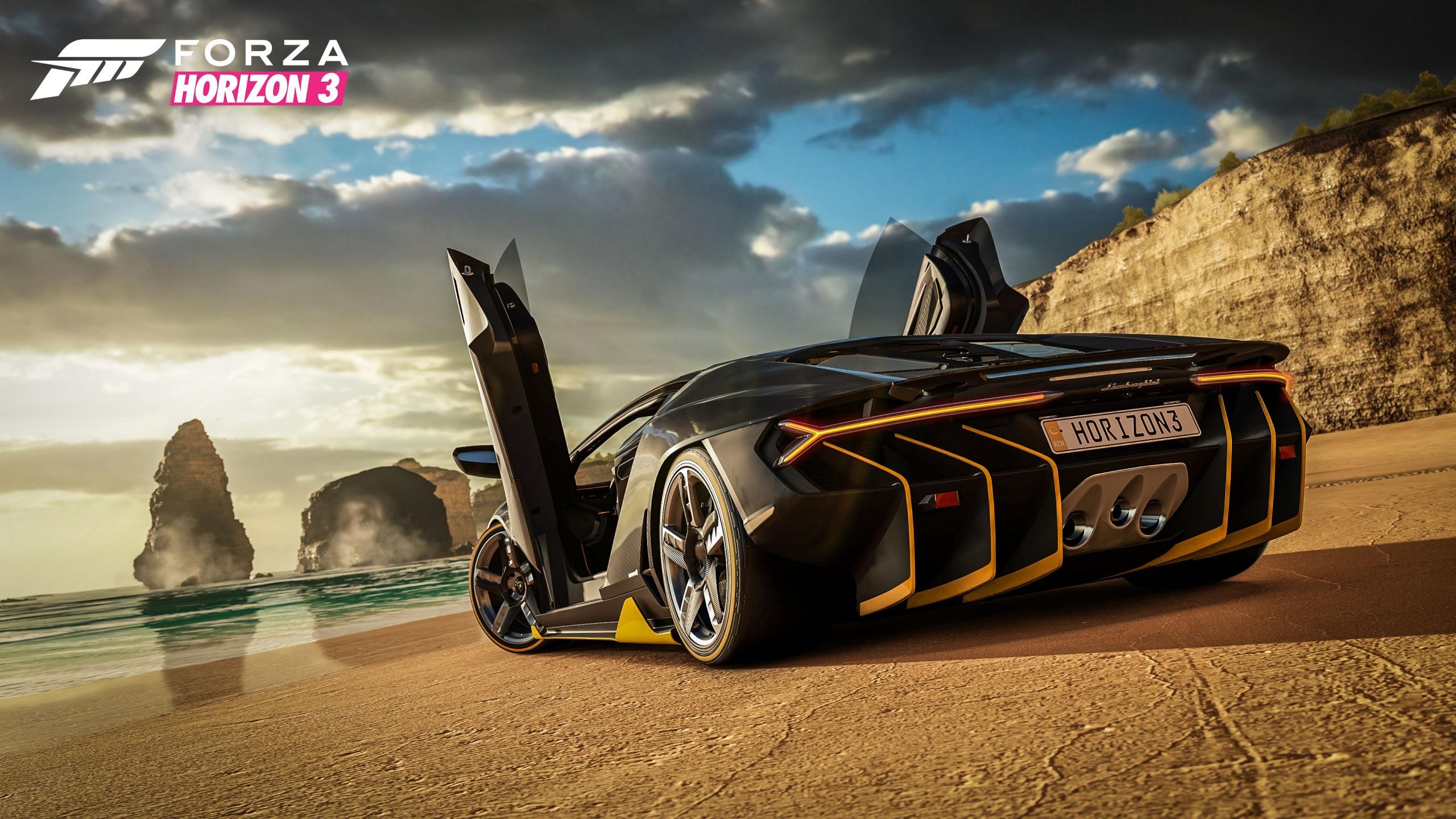 Forza Horizon 3 a 4K en Xbox One X