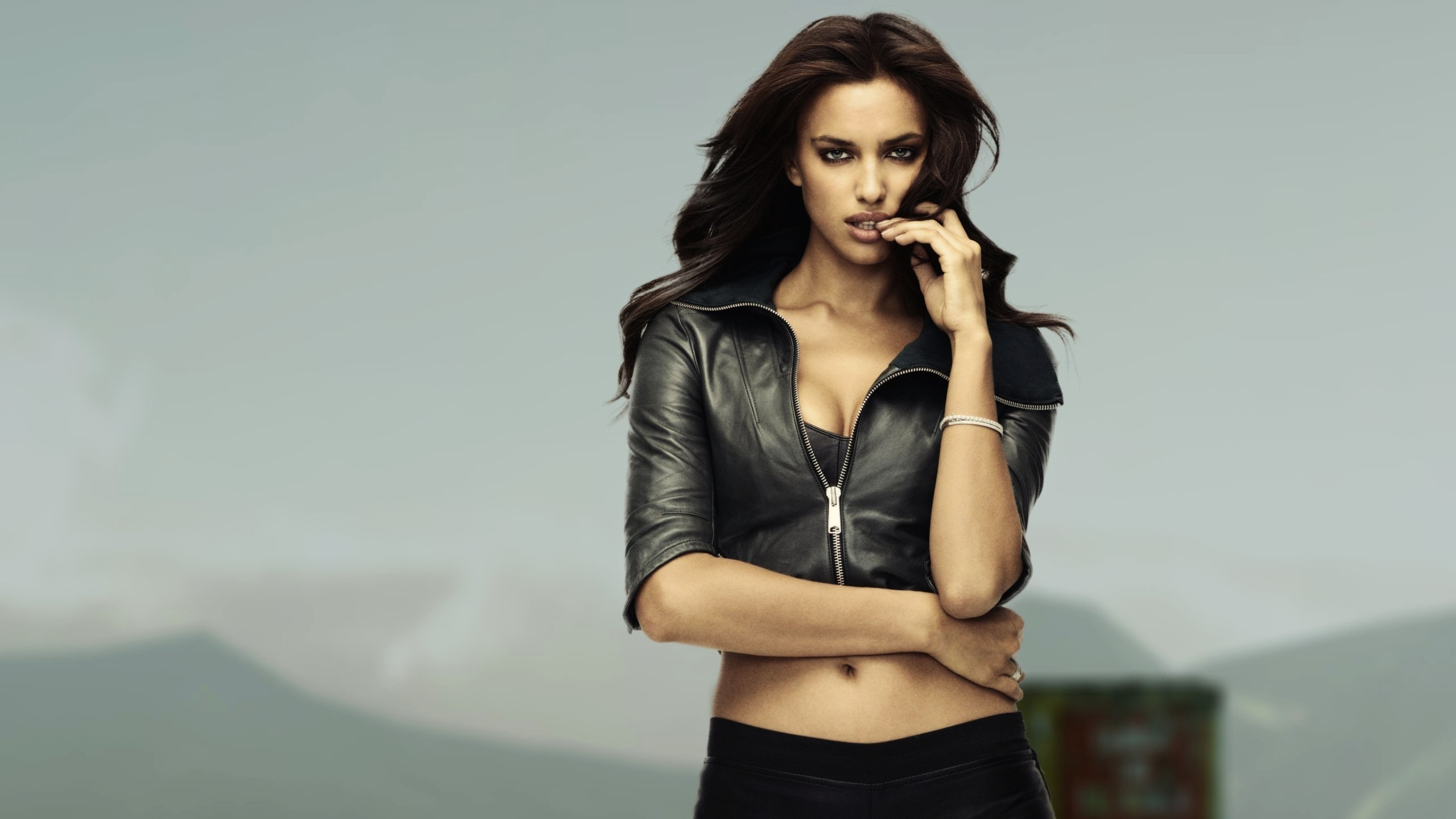 Irina Shayk For NFS The Run Wallpapers