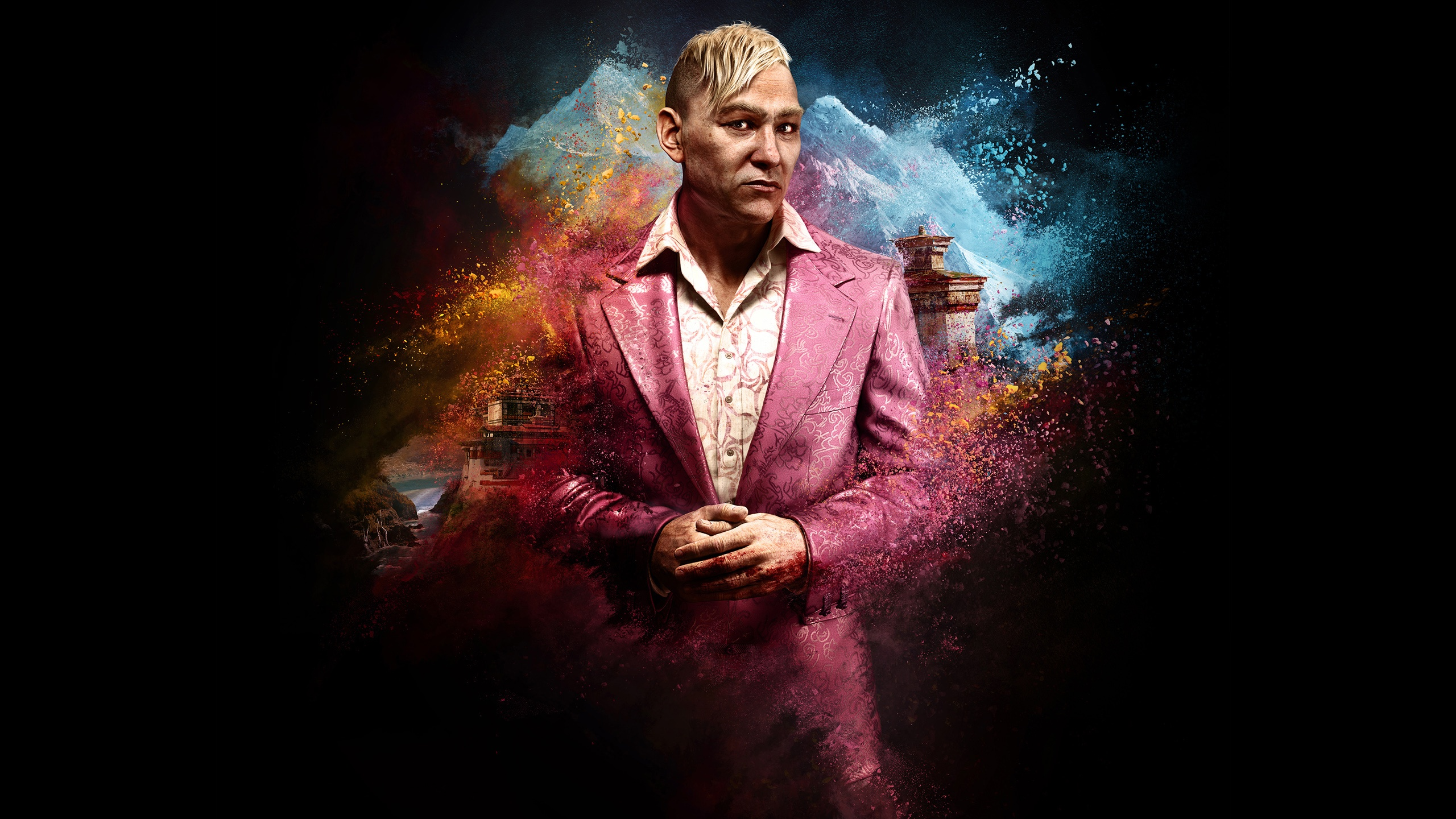 King Pagan Min In Far Cry 4 Wallpapers In Jpg Format For Free Download