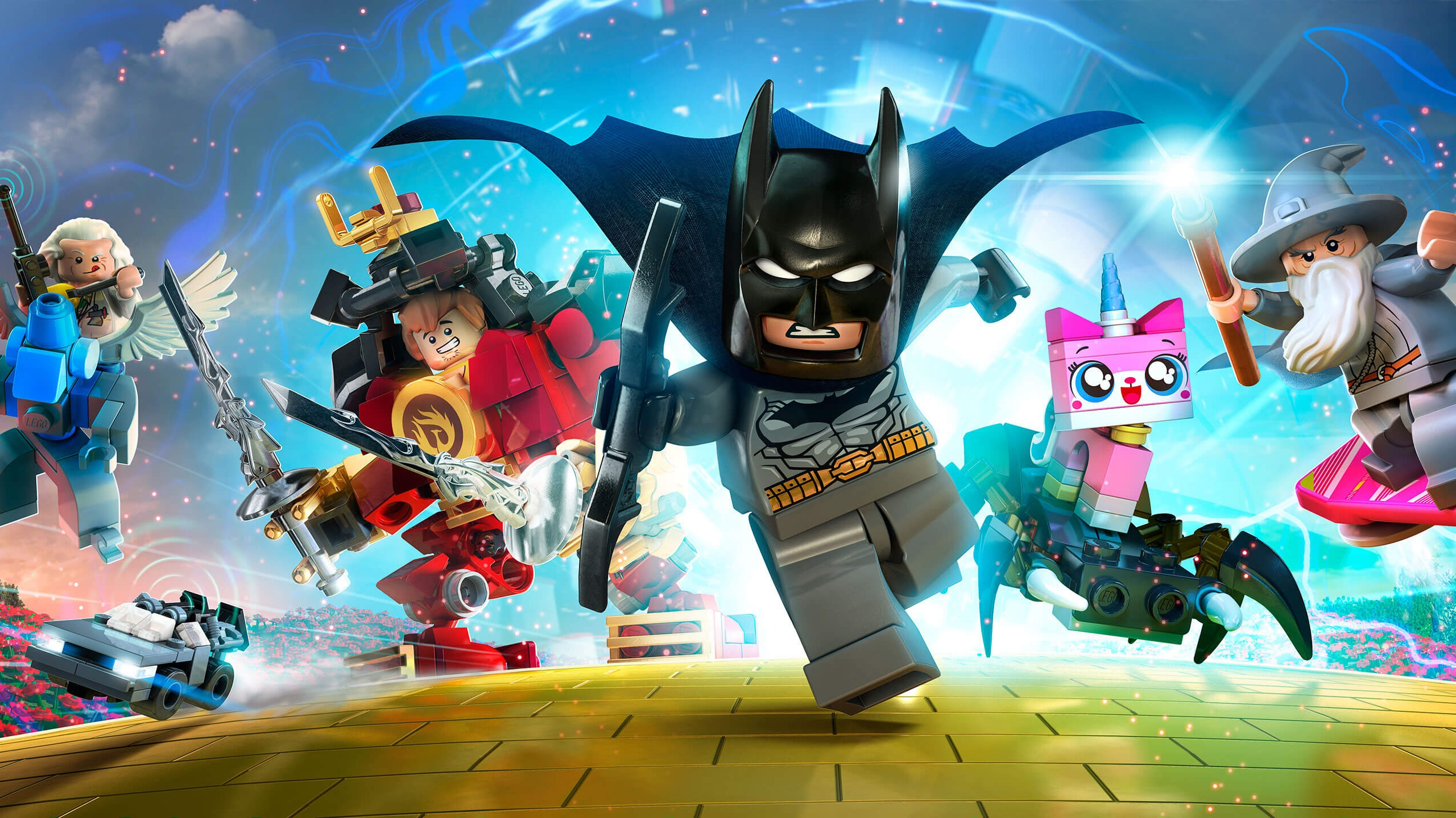 Lego Dimensions 2015 Game Wallpapers In Jpg Format For Free Download