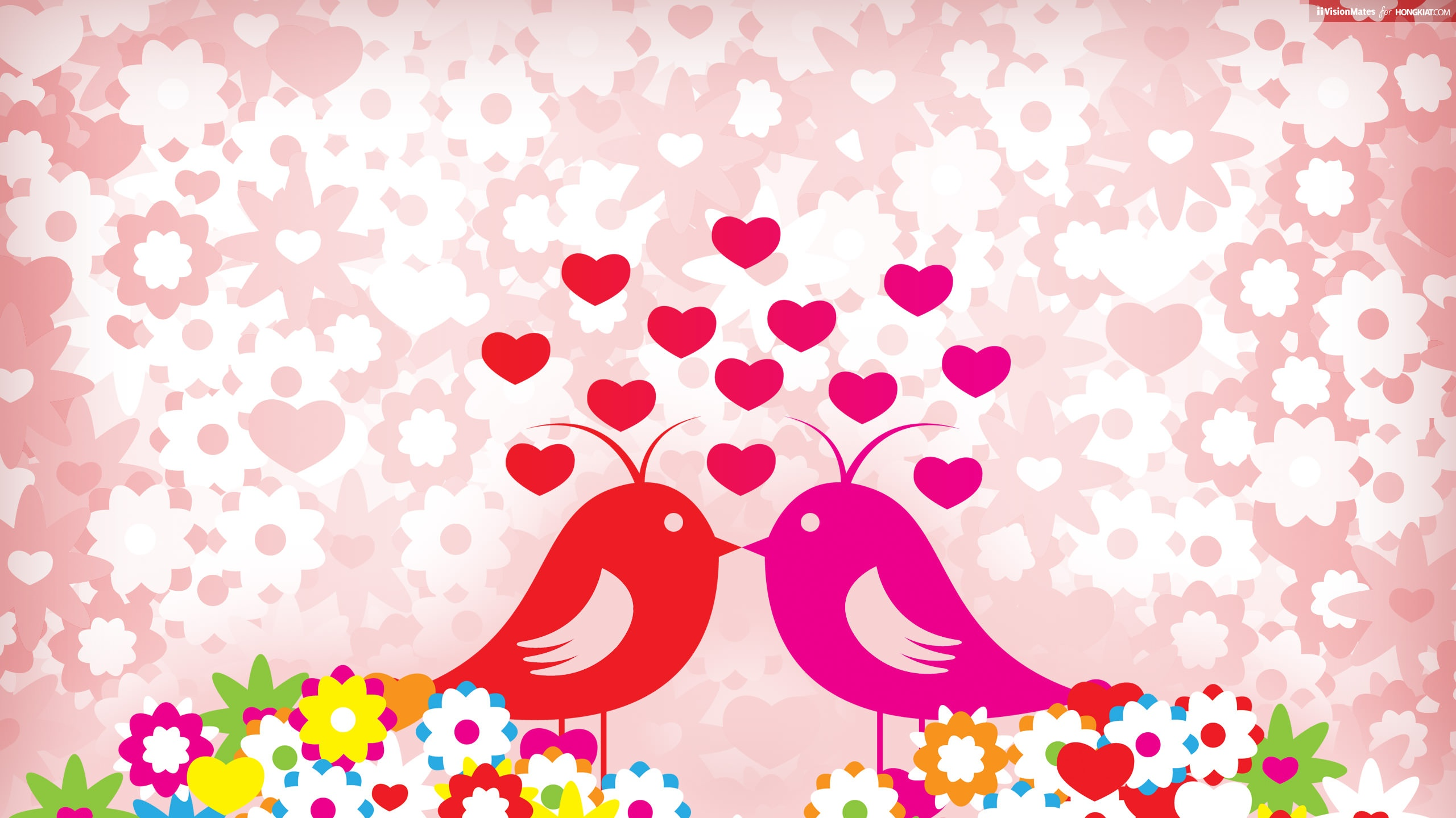 Wallpaper download in love - Love Birds