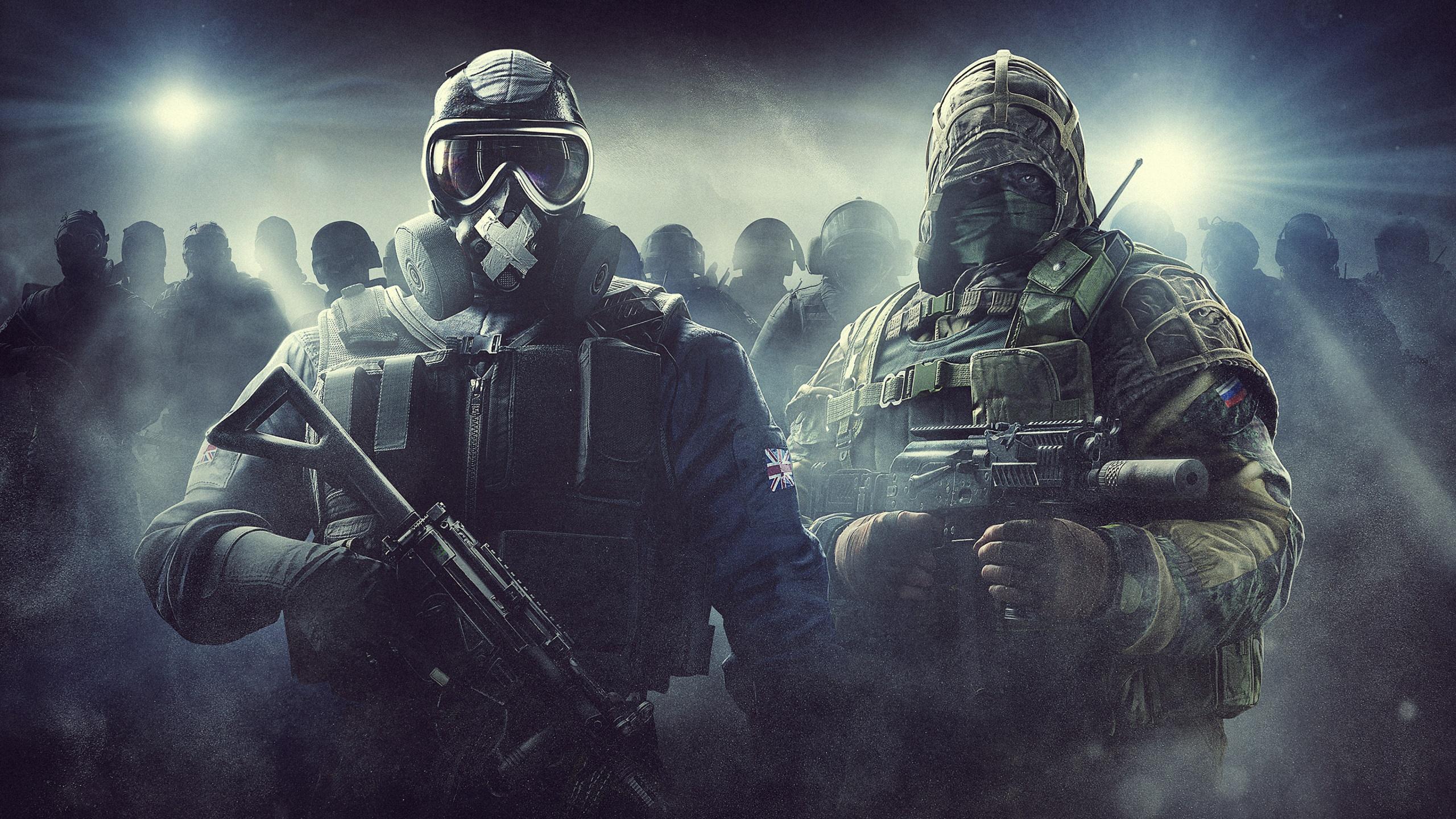 Mute Kapkan Tom Clancys Rainbow Six Siege Wallpapers In Jpg Format