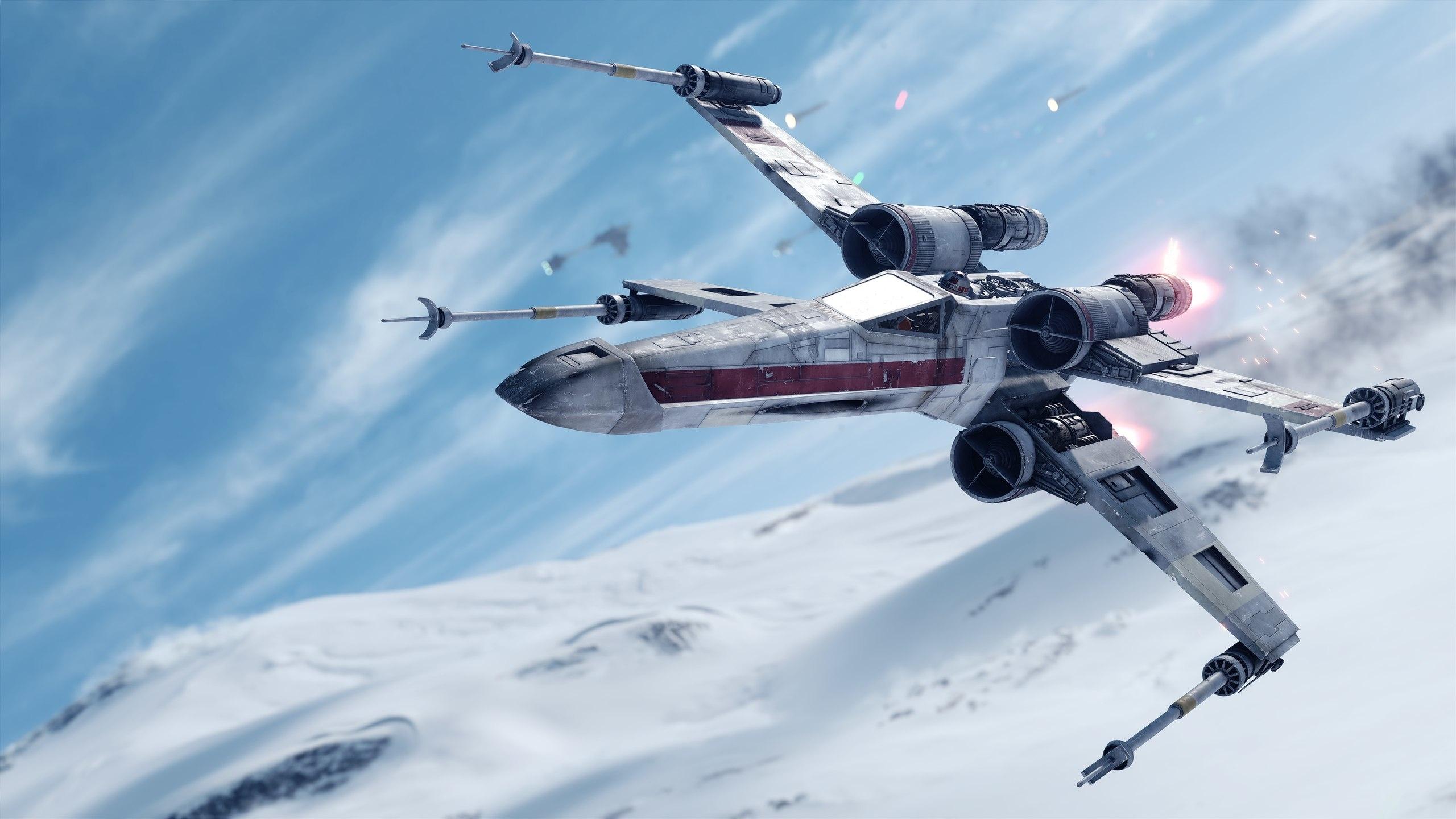 Star Wars Battlefront Fighter Jet Wallpapers In Jpg Format For Free Download