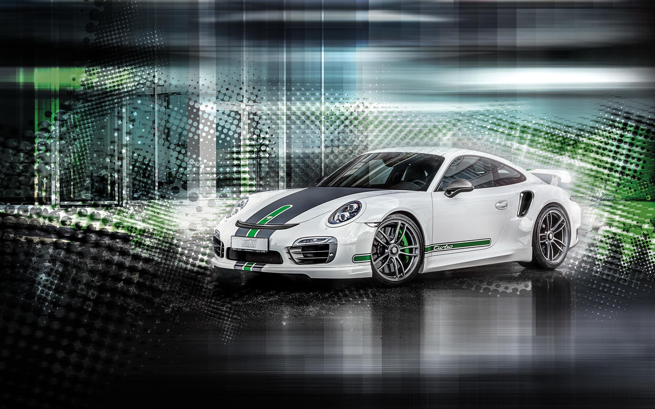 TechArt Porsche Turbo Wallpapers in jpg format for free