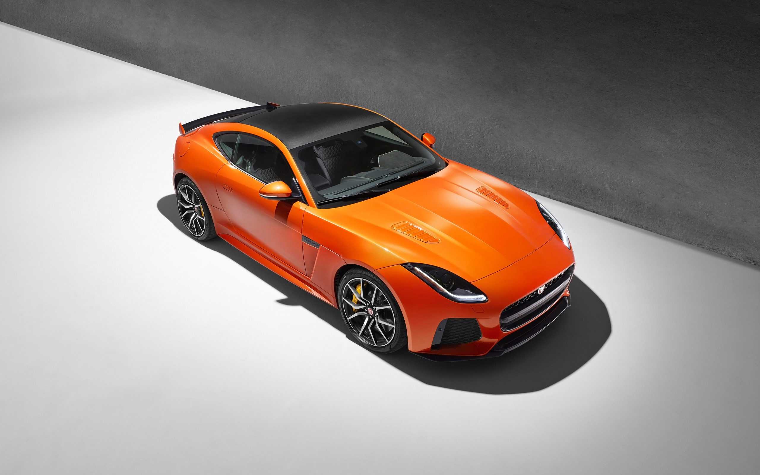 Jaguar F Type SVR Coupe Wallpapers in jpg format for free