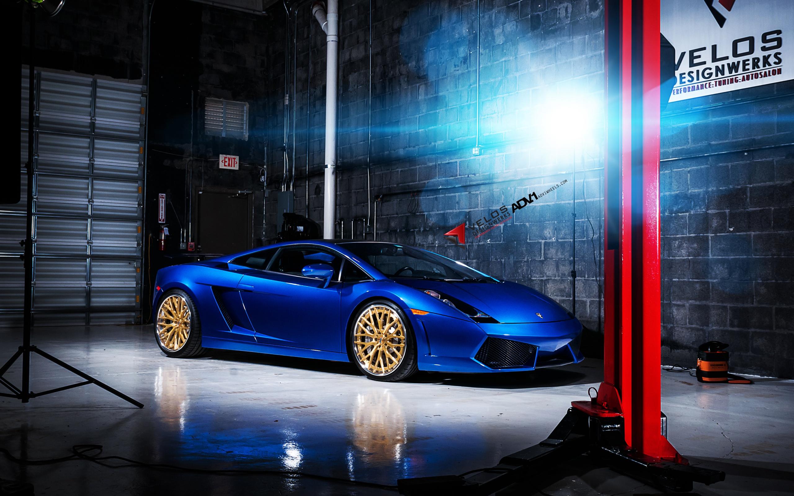 Adv1 Wheels Lamborghini Gallardo Wallpapers In Jpg Format For Free