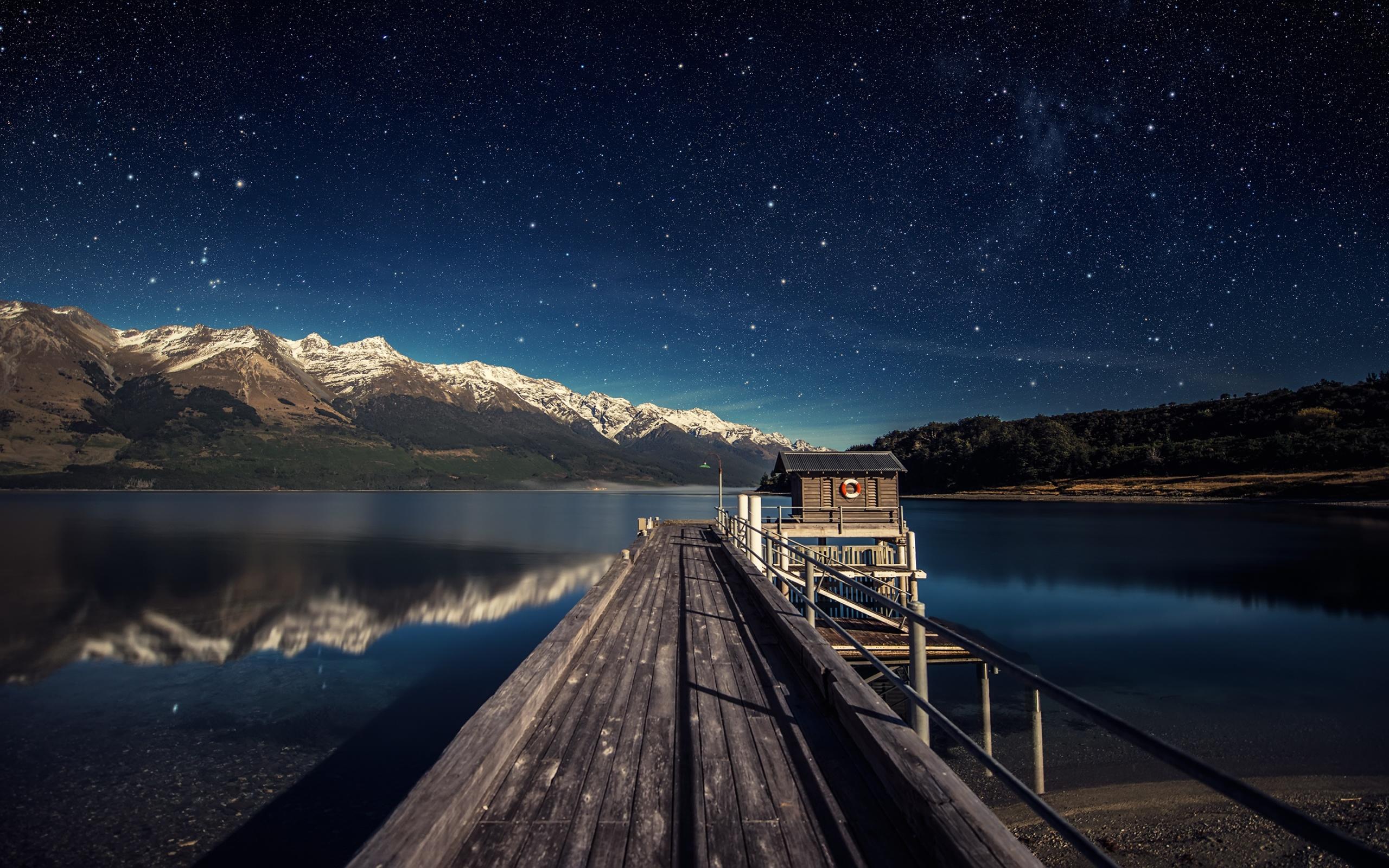 Lake Hawea New Zealand wallpaper Free Wallpapers