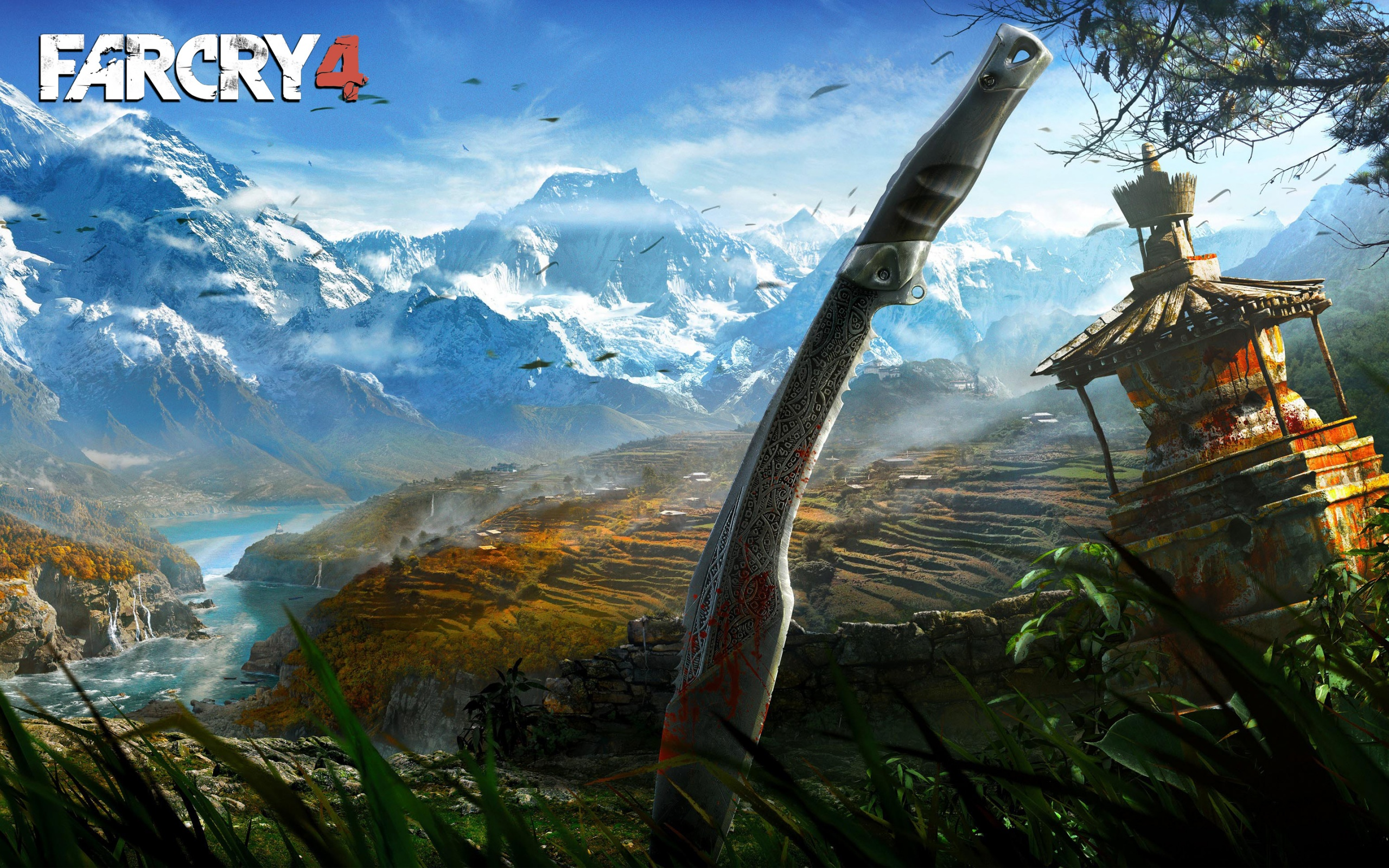 Far Cry 4 Himalayas Wallpapers In Jpg Format For Free Download