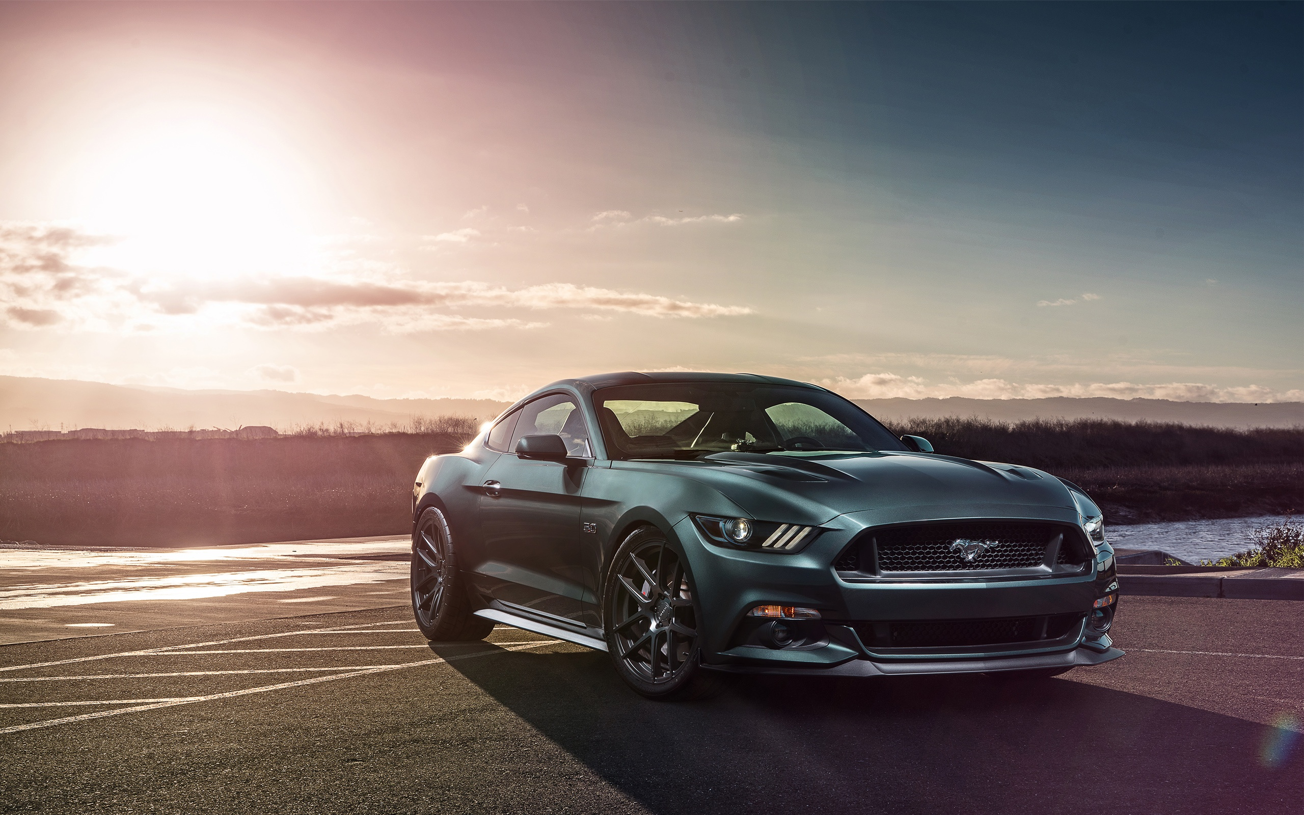 Ford Mustang Gt Velgen Wheels Wallpapers In Jpg Format For