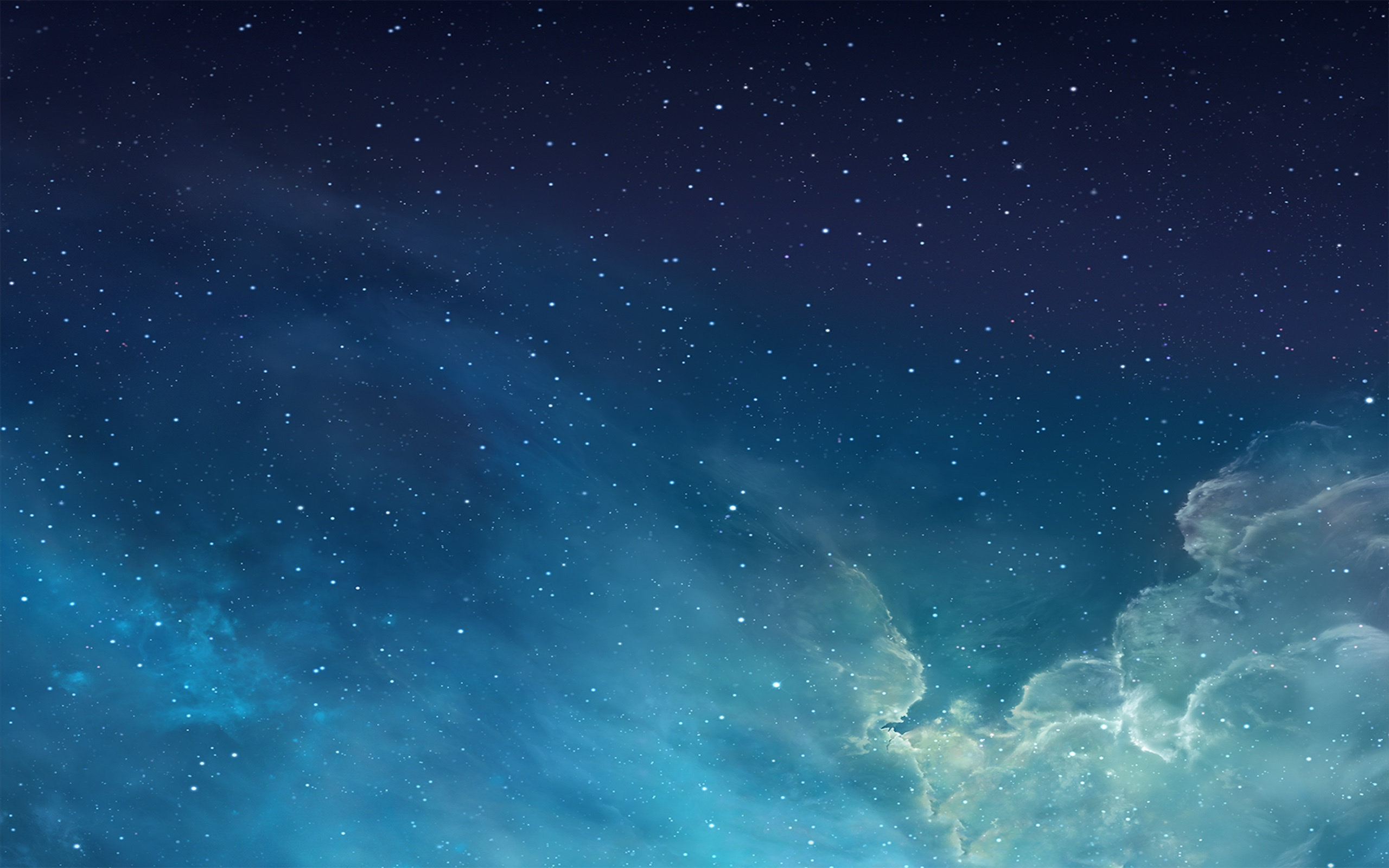 Ios 7 Galaxy Wallpapers In Jpg Format For Free Download