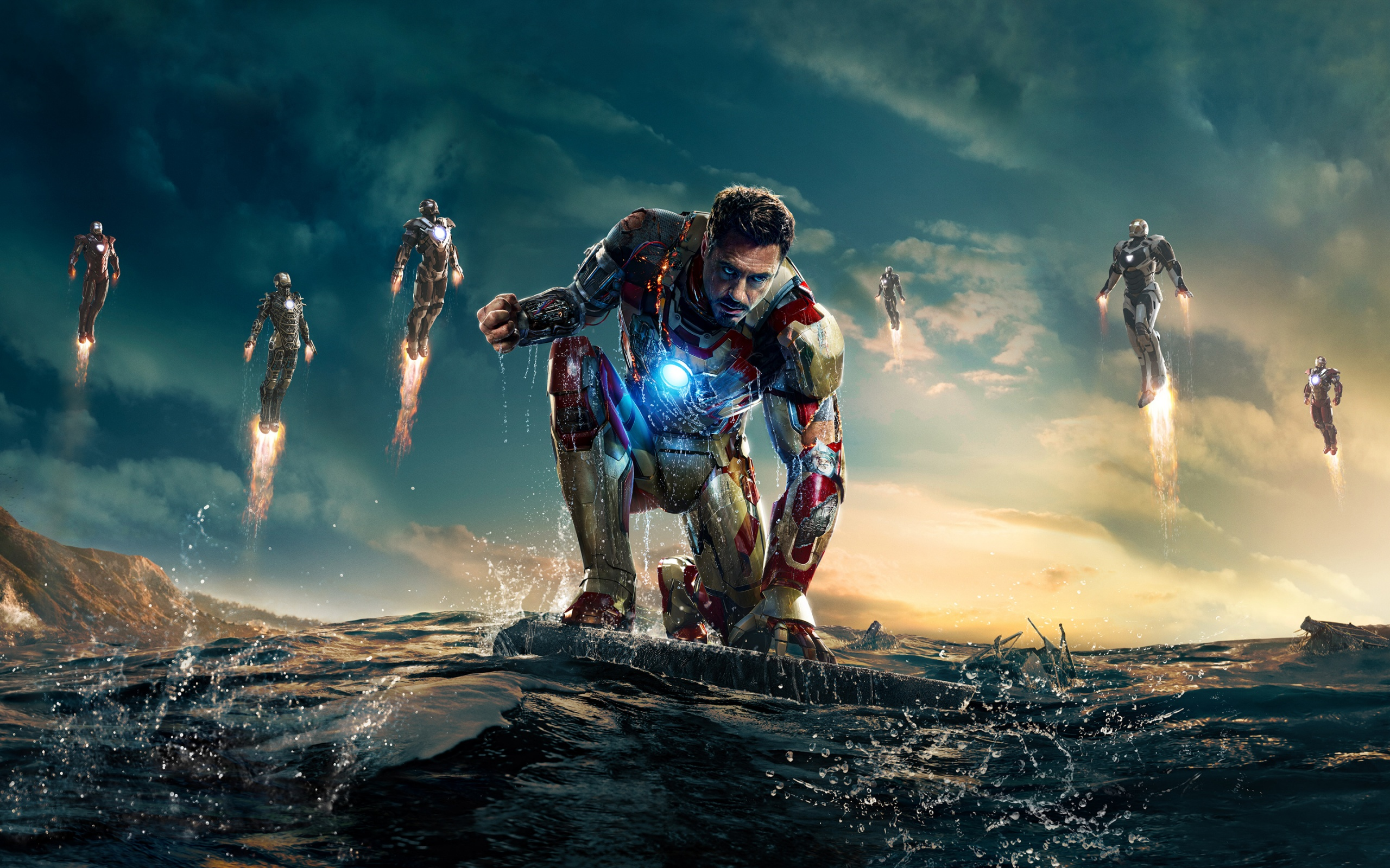iron man 3 new wallpapers in jpg format for free download