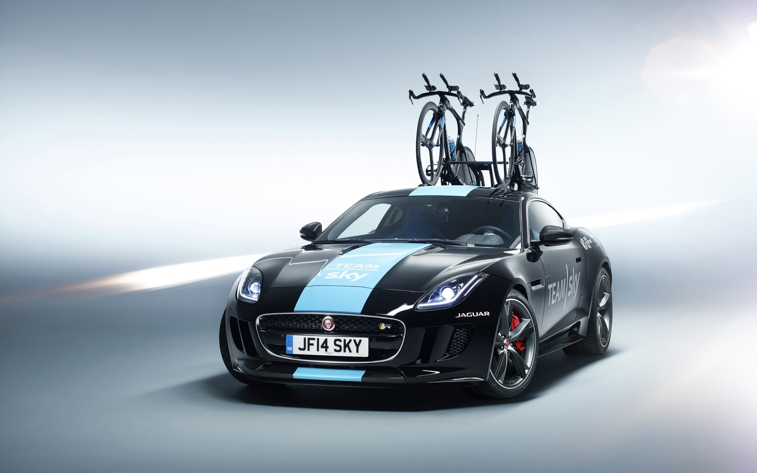 Jaguar F Type Coupe Tour De France 2014 Wallpapers In Jpg Format For