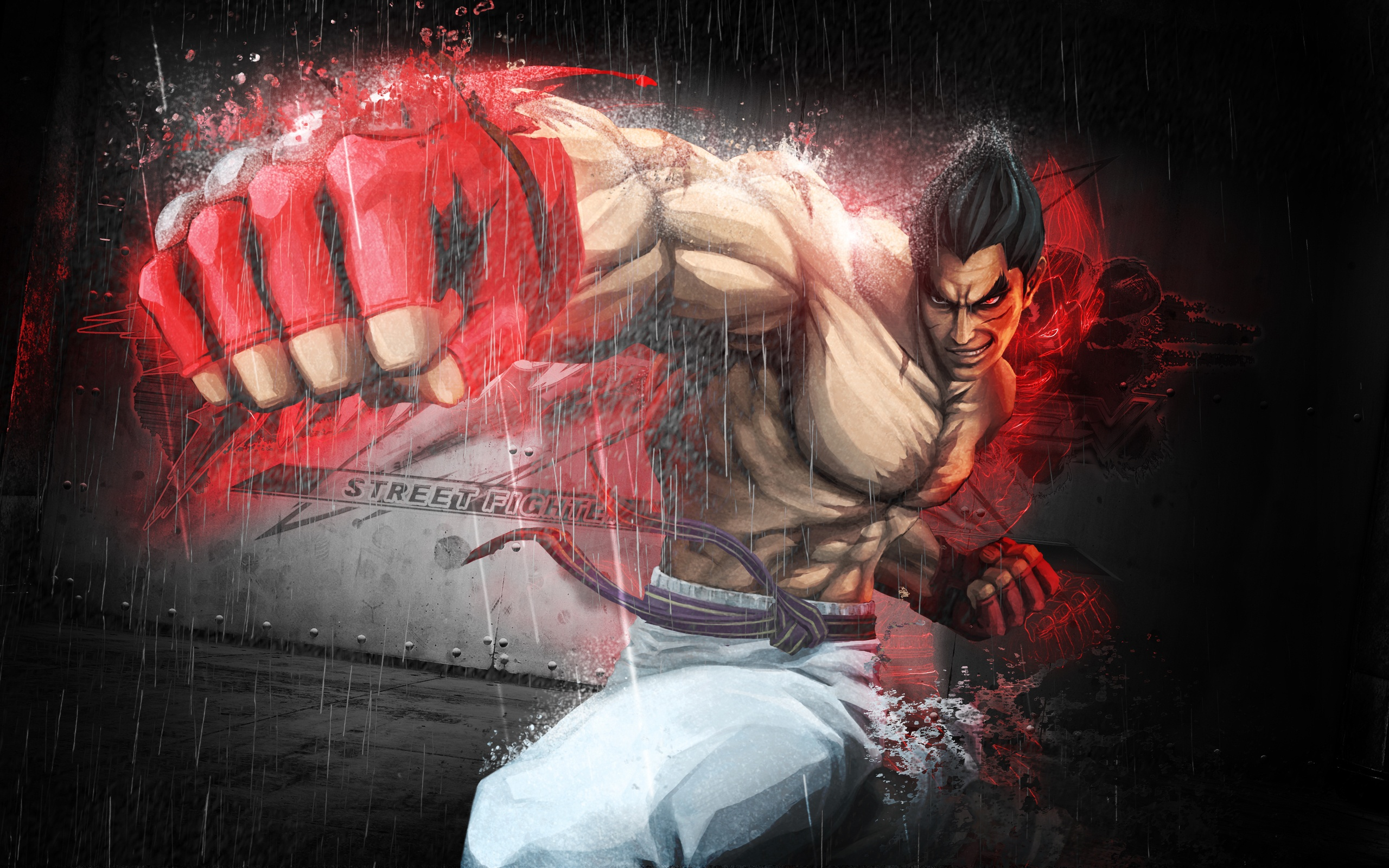Kazuya Mishima In Tekken Wallpapers In Jpg Format For Free Download