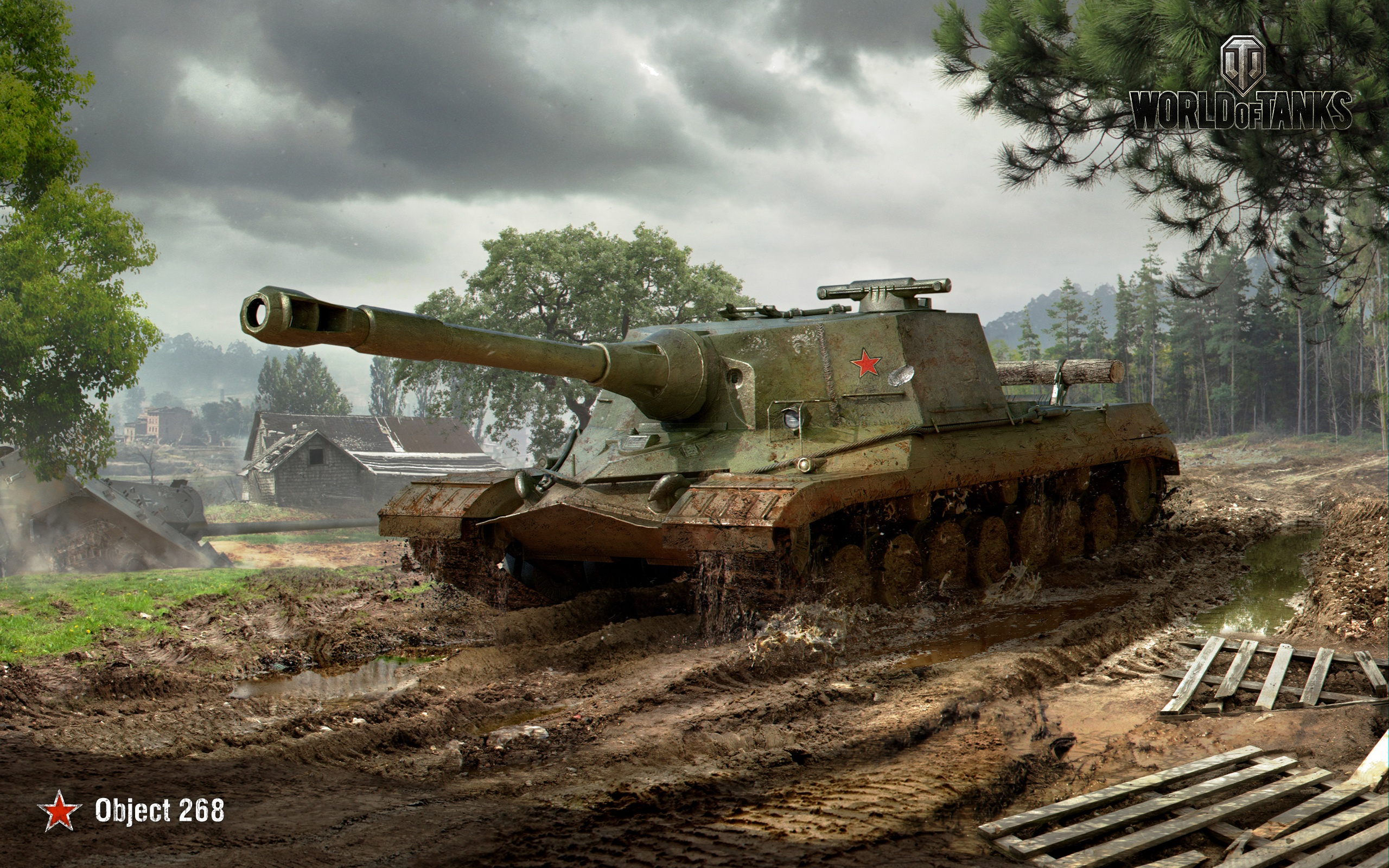 object 268 world of tanks wallpapers in jpg format for free download