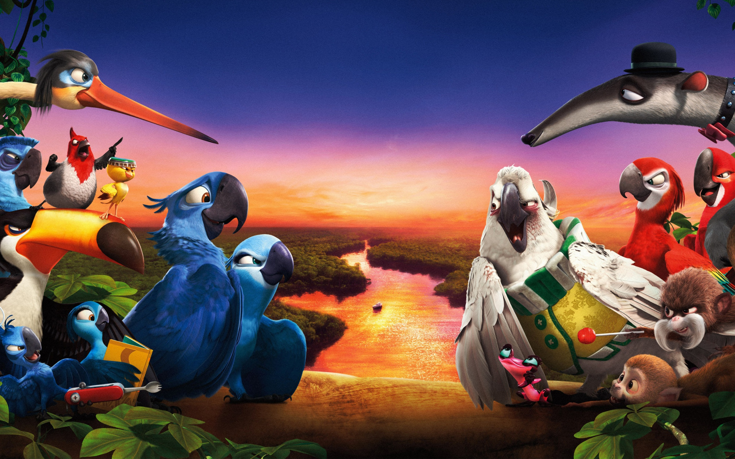 Rio 2 movie 2014 wallpapers in jpg format for free download rio 2 movie 2014 wallpapers voltagebd Choice Image