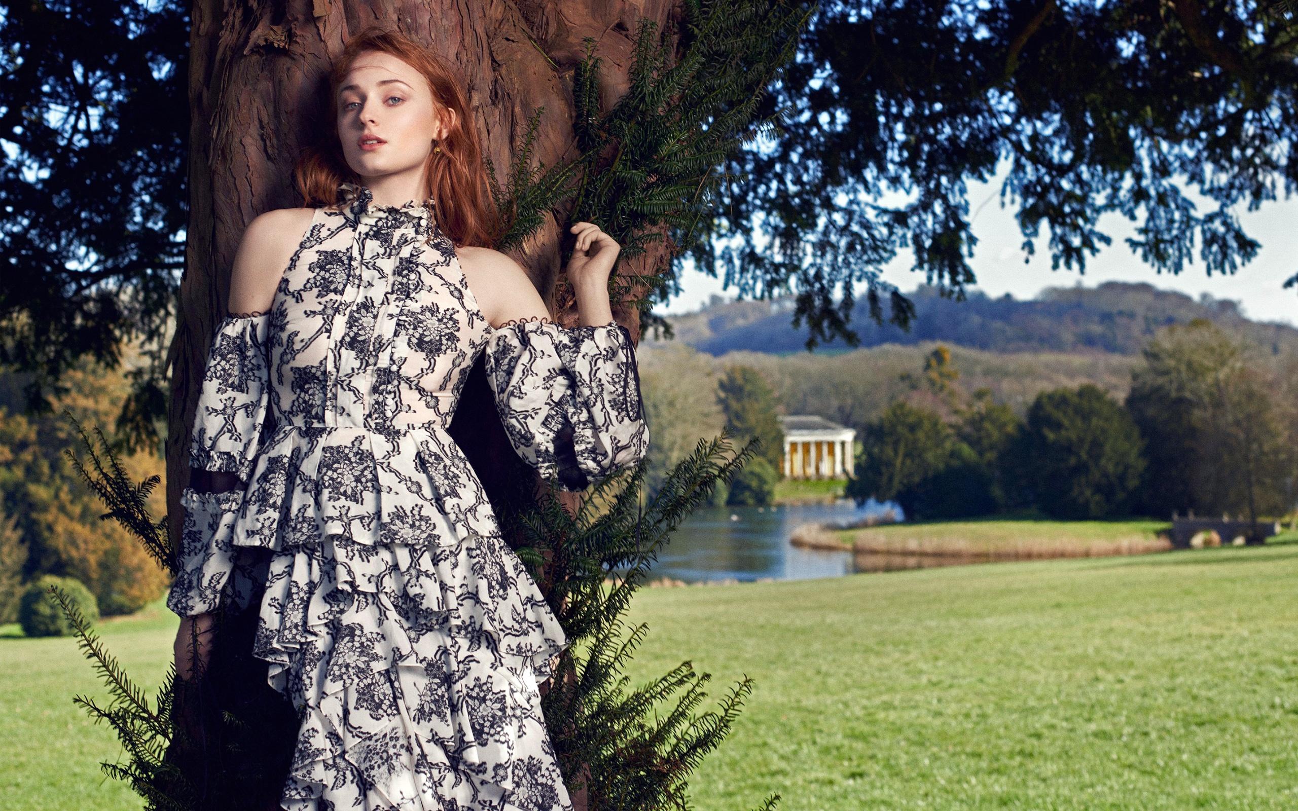 Sophie Turner Sansa Stark Wallpapers In Jpg Format For Free Download