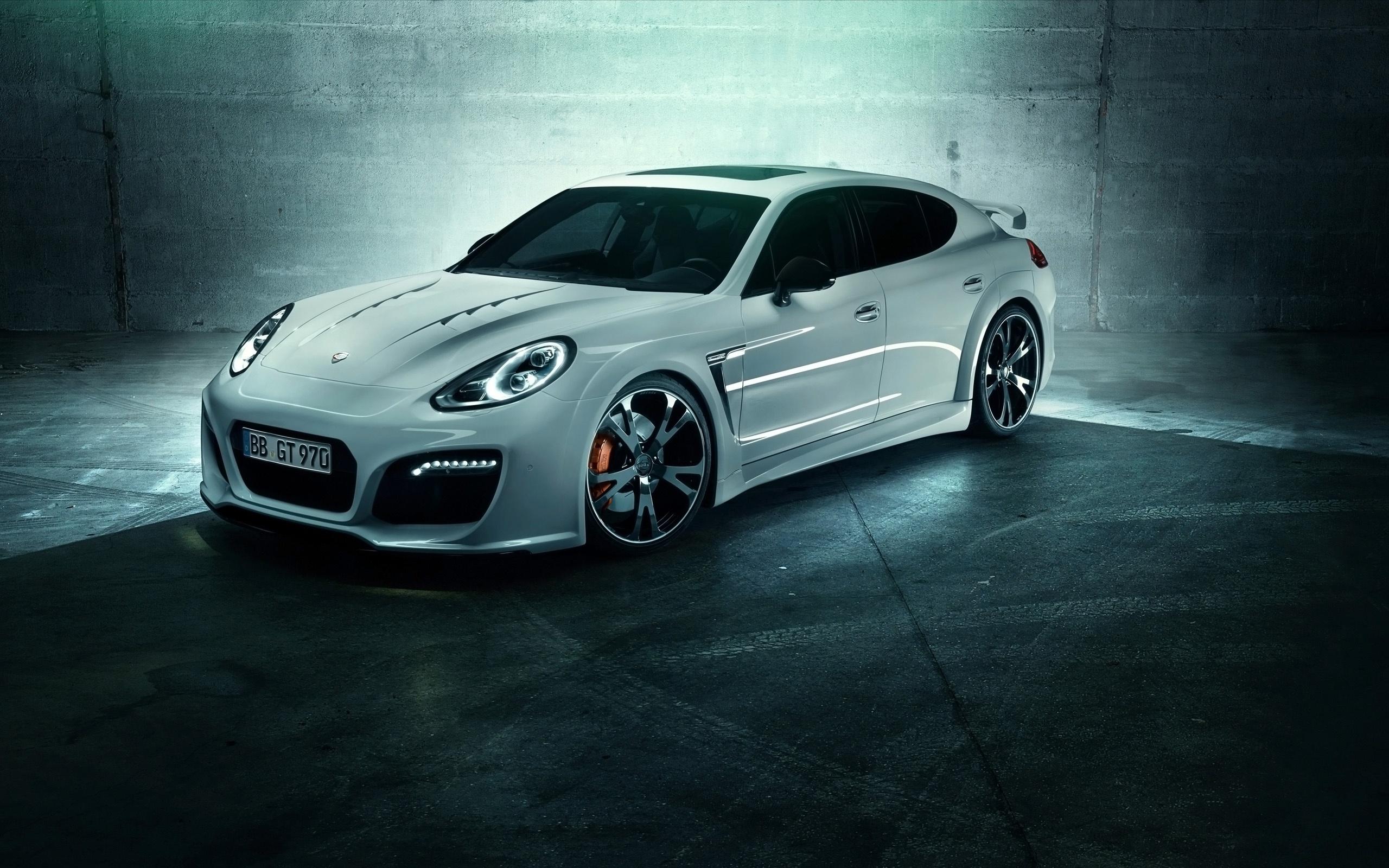 TechArt Porsche Cayman  x All For