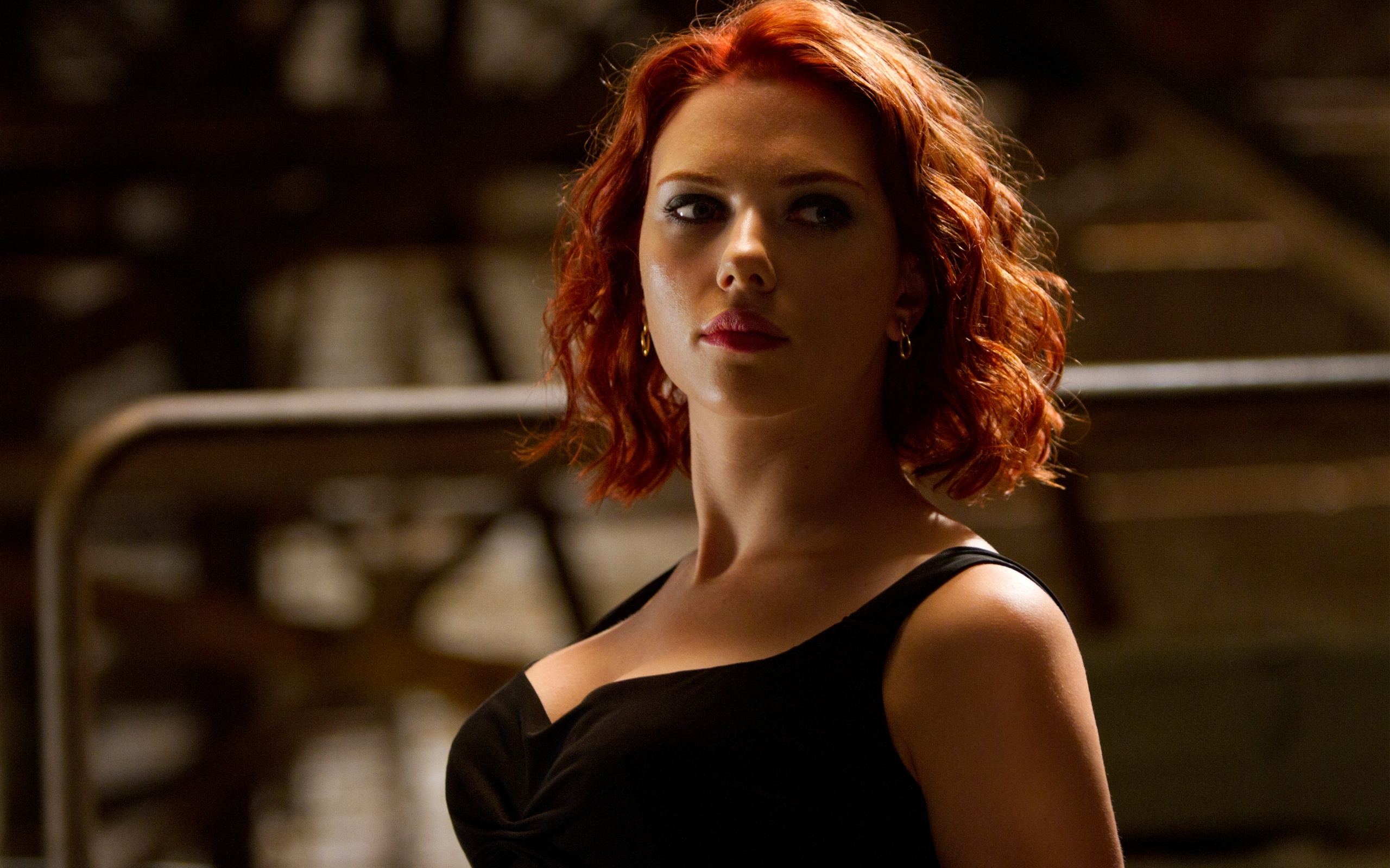 The Avengers Scarlett Johansson Wallpapers