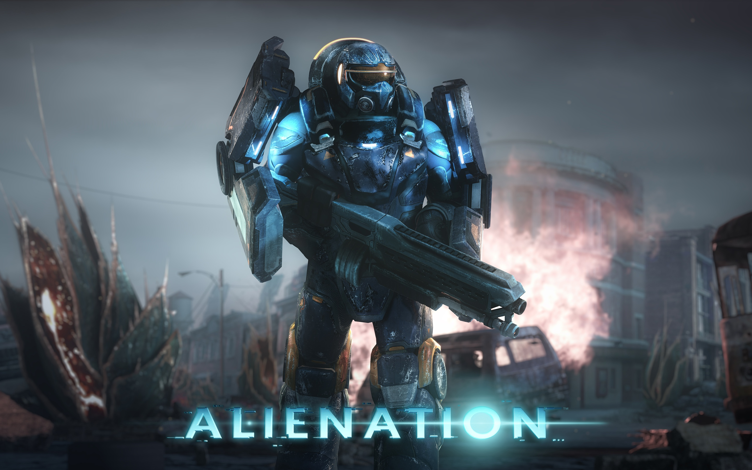 Alienation Ps4 Game 4k 8k Wallpapers In Jpg Format For Free Download