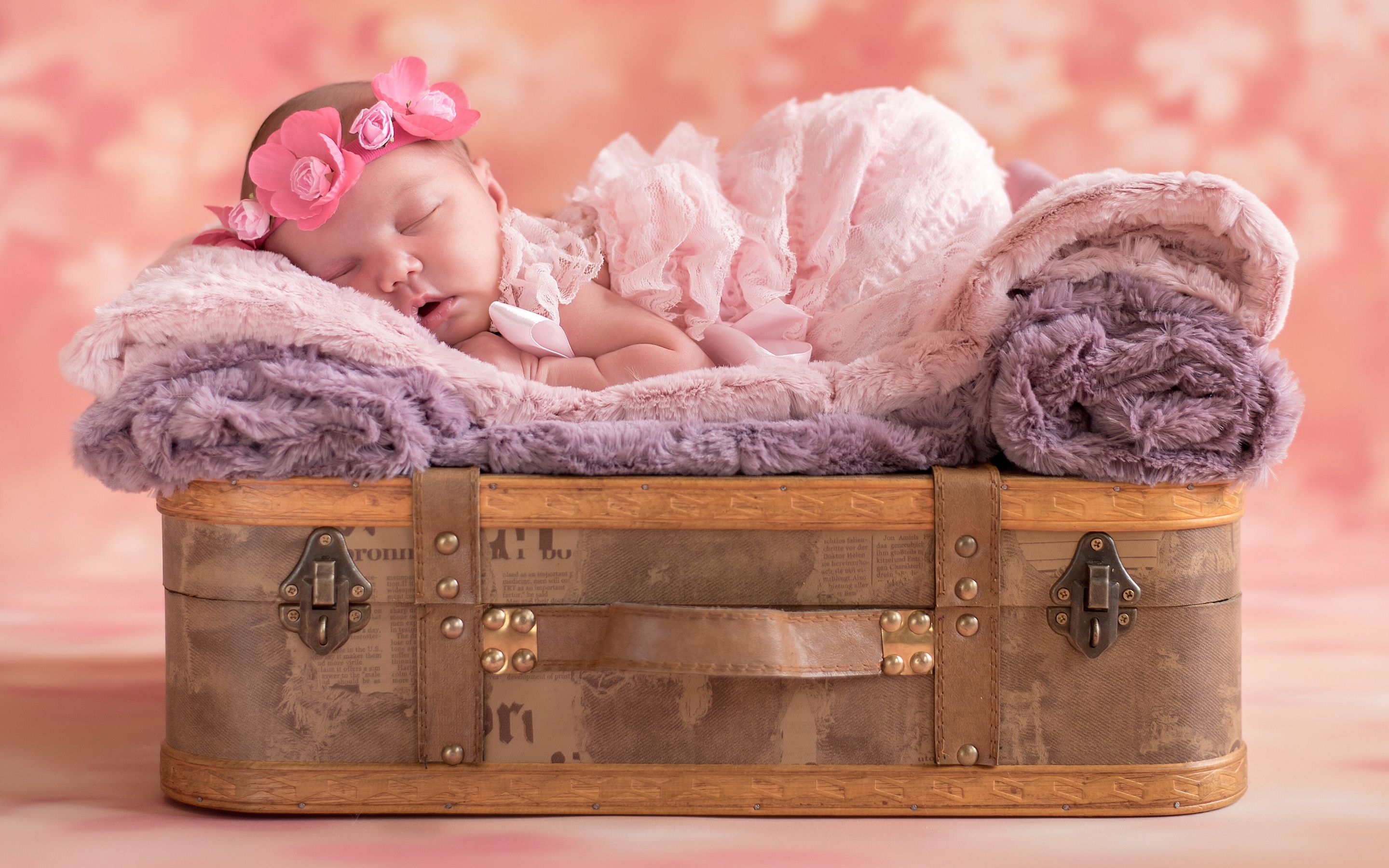 Cute Baby Sleep Wallpapers In Jpg Format For Free Download
