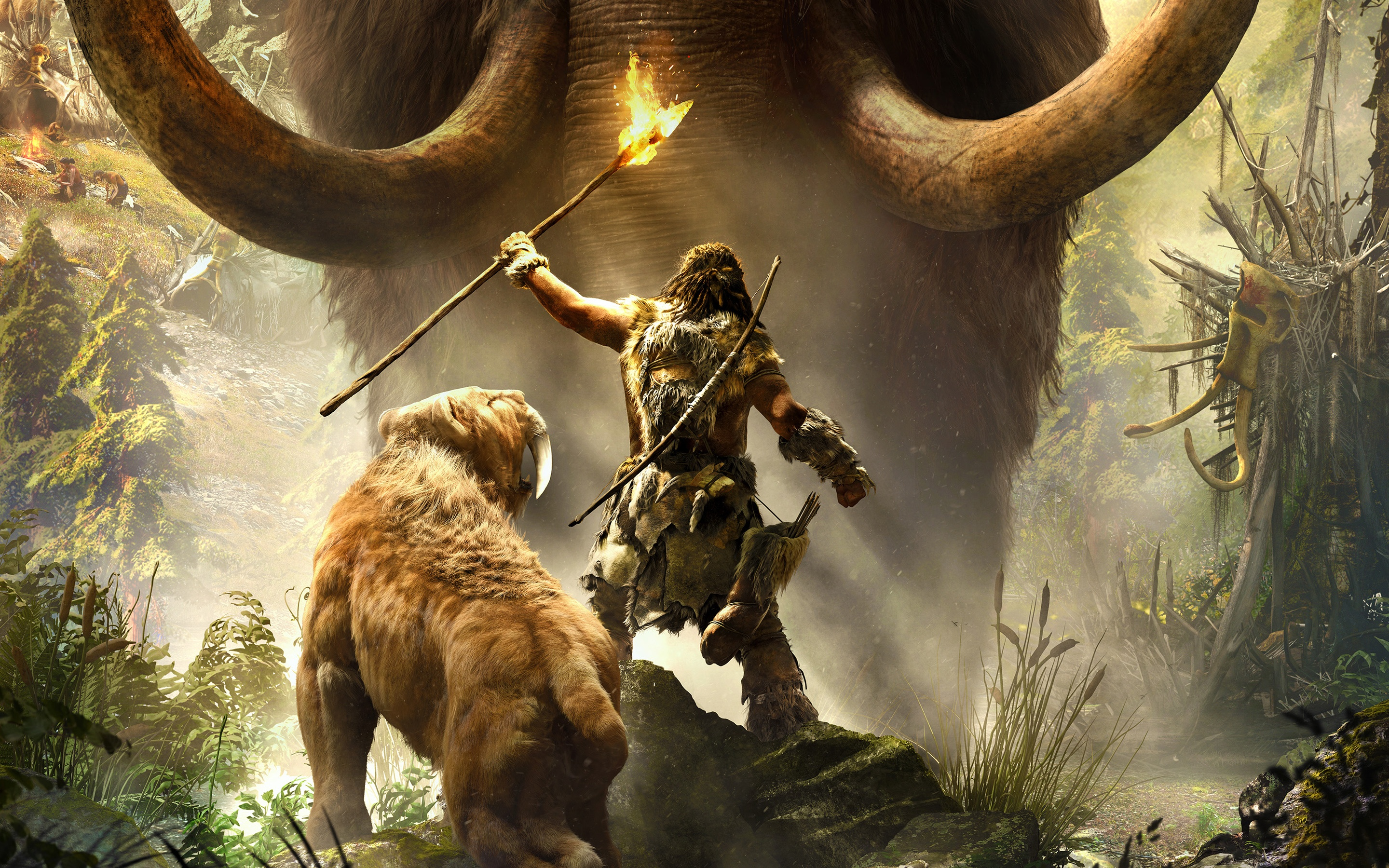 Far Cry Primal Wallpapers In Jpg Format For Free Download