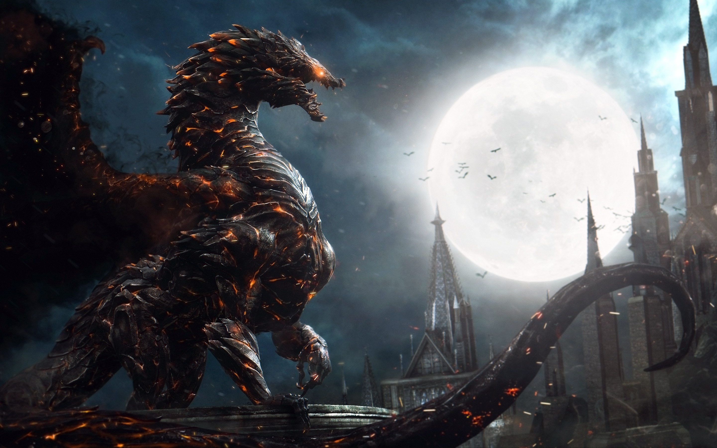 Lords Of Shadow 2 Dracula Wallpapers In Jpg Format For Free Download