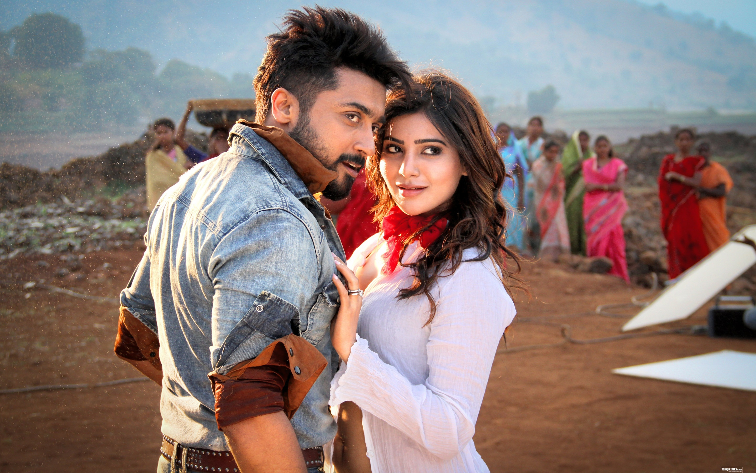 surya samantha anjaan wallpapers in jpg format for free download