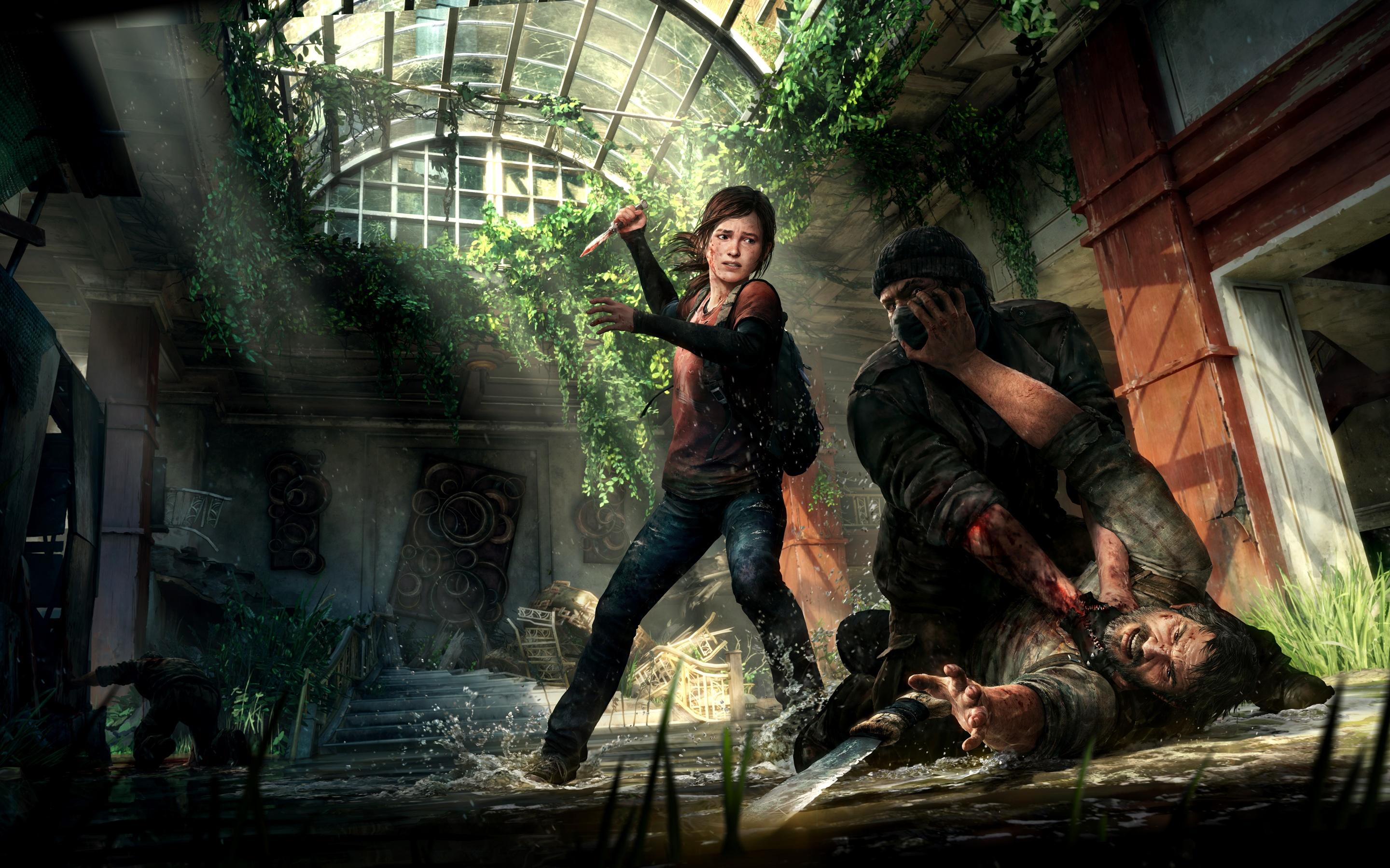 Ps3 games wallpaper wallpapers for free download about 4993 the last of us ps3 game voltagebd Image collections