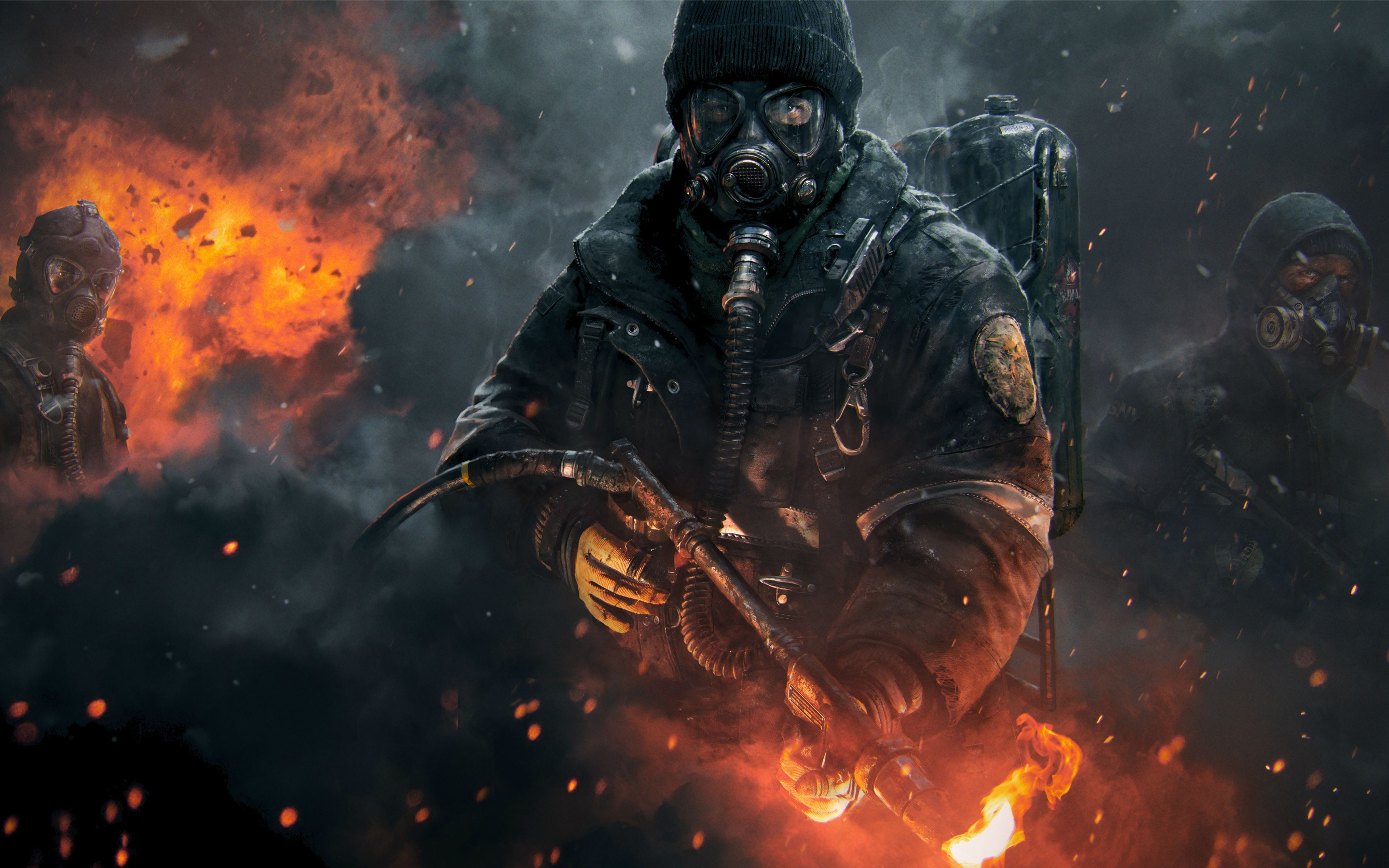 Tom Clancys The Division Wallpapers In Jpg Format For Free Download