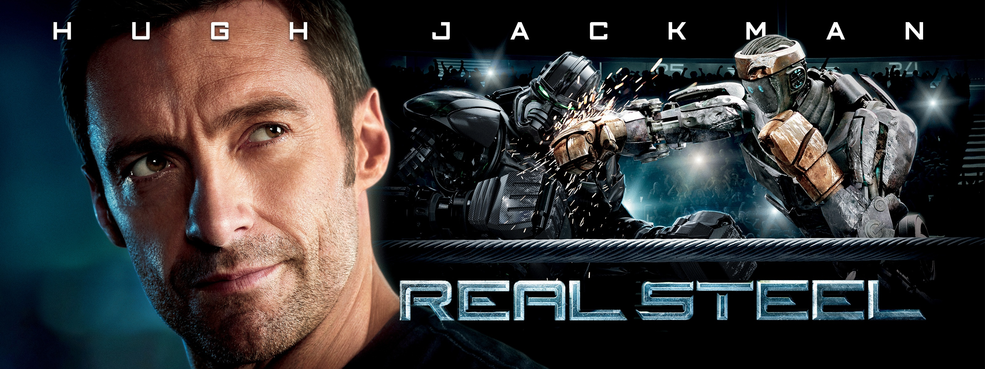 Real Steel Battle Wallpapers In Jpg Format For Free Download