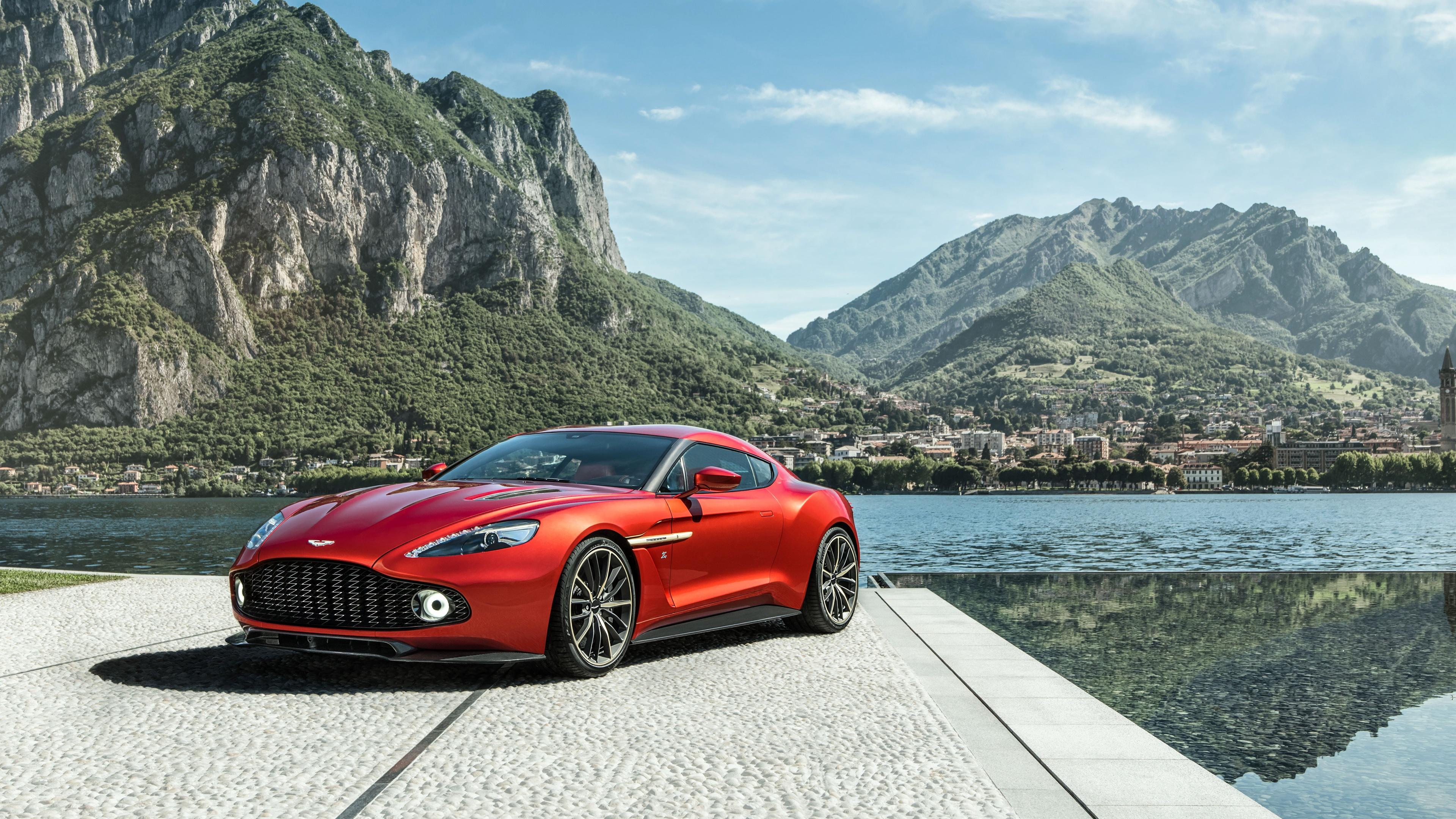 Aston Martin Vanquish Wallpaper for Free HD Desktop Wallpaper